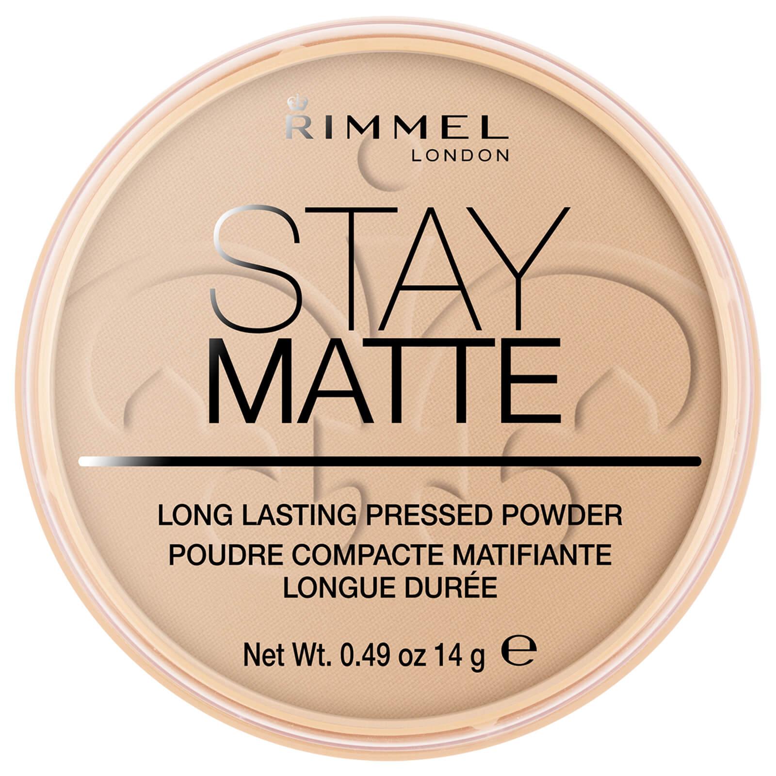 rimmel stay matte pressed powder (various shades) - sandstorm