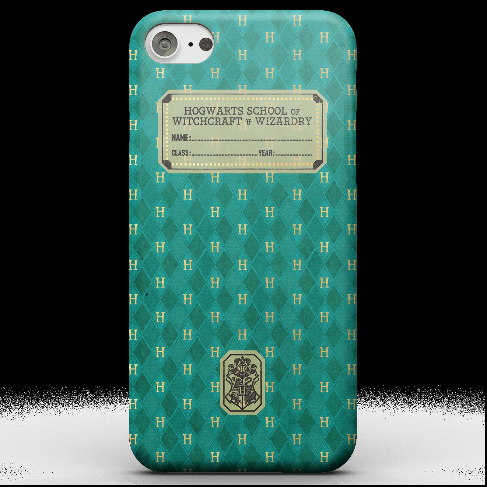 Harry Potter Ravenclaw Text Book Smartphone Hülle für iPhone und Android - iPhone 11 - Snap Hülle Matt