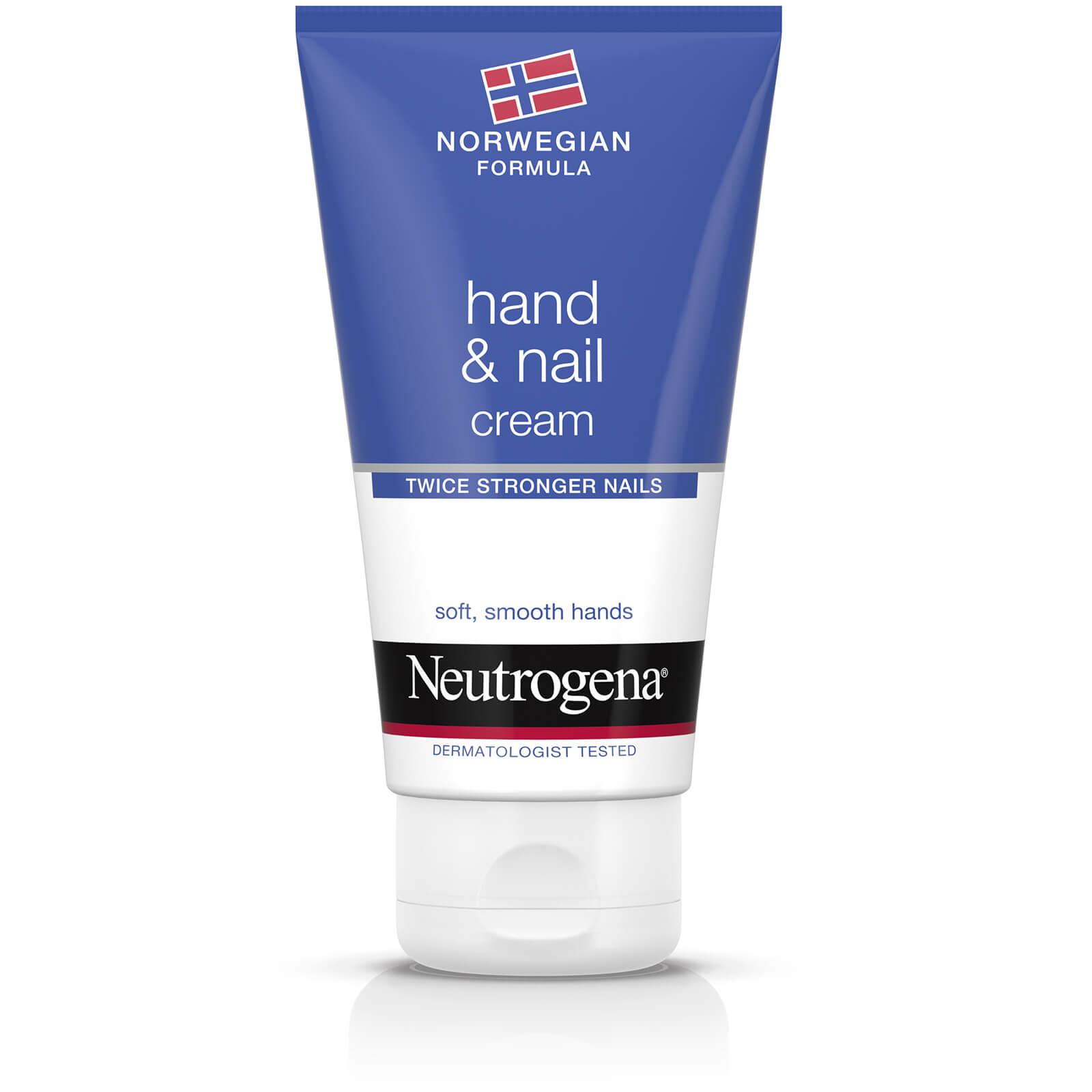 Купить Neutrogena Norwegian Formula Hand and Nail Cream 75ml