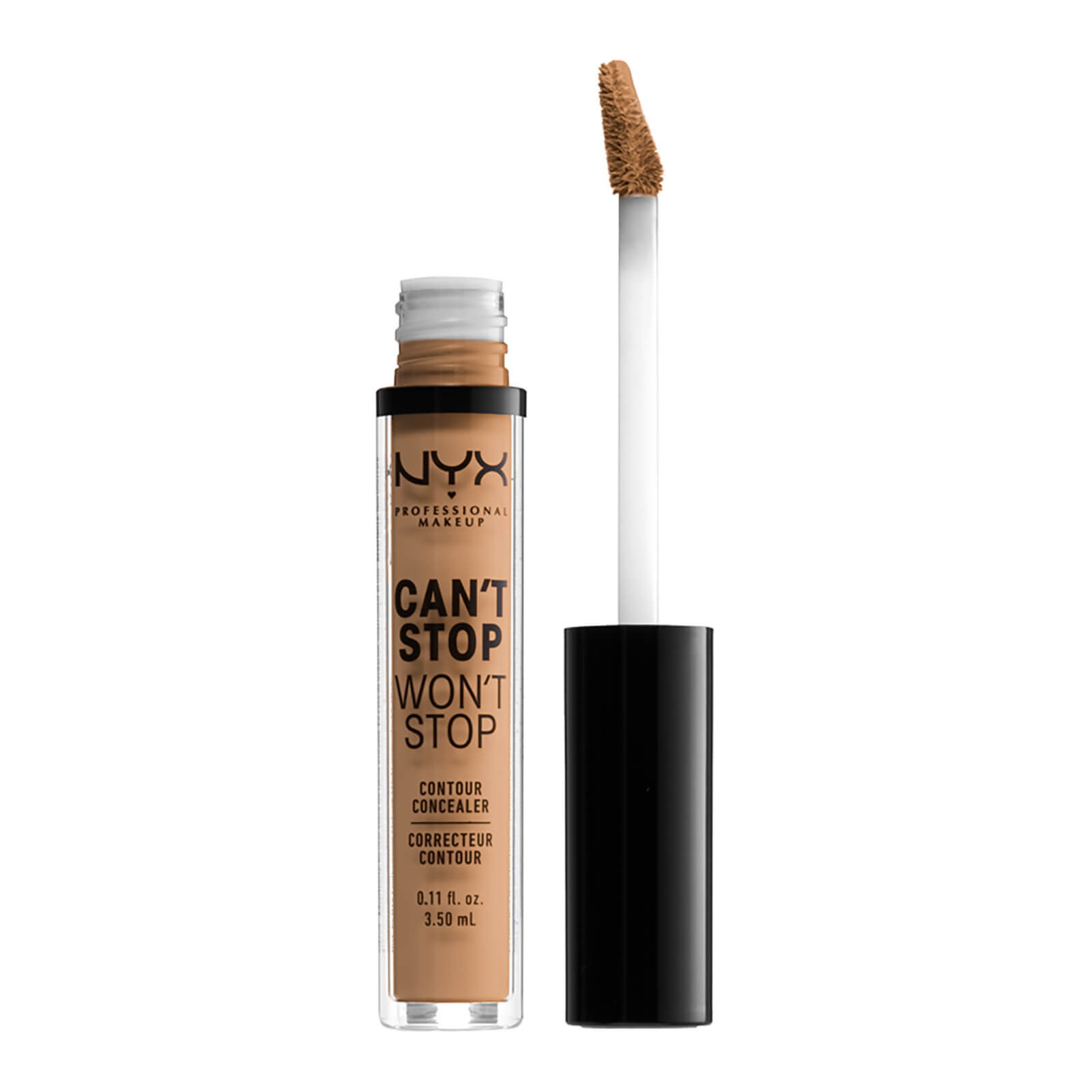 NYX Professional Makeup Can't Stop Won't Stop Contour Concealer (Various Shades) - Neutral Buff