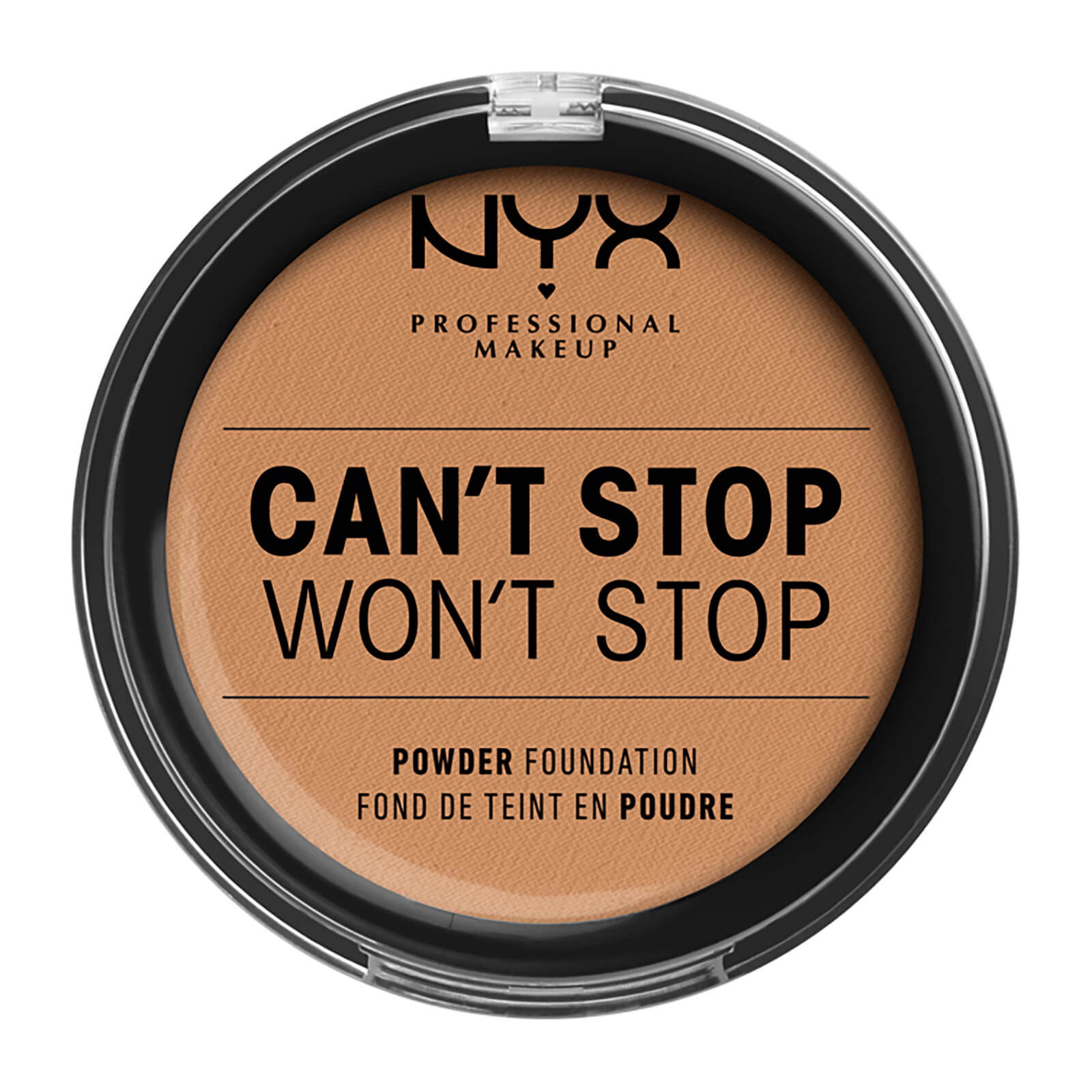 NYX Professional Makeup Can't Stop Won't Stop Powder Foundation (Various Shades) - Neutral Buff