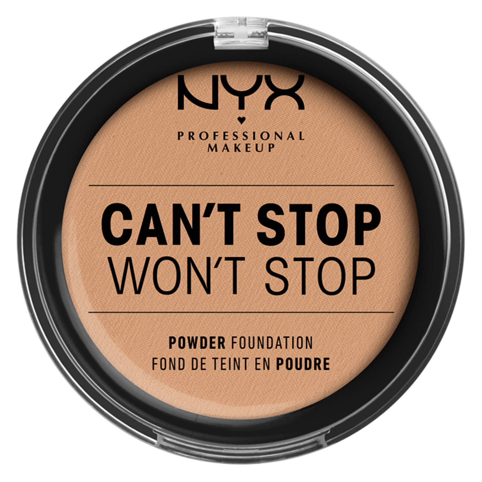 NYX Professional Makeup Can't Stop Won't Stop Powder Foundation (Various Shades) - Medium Olive