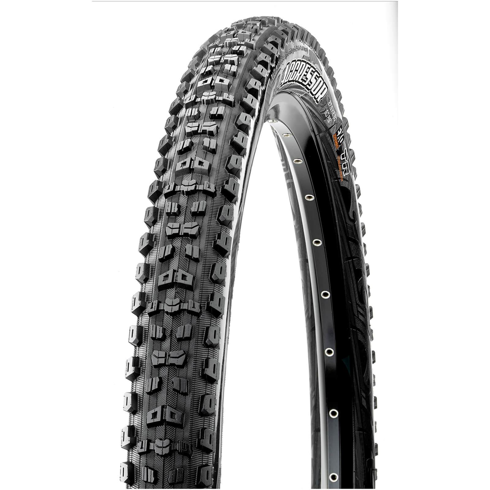 Maxxis Aggressor Folding DD TR Tyre - 27.5   x 2.30