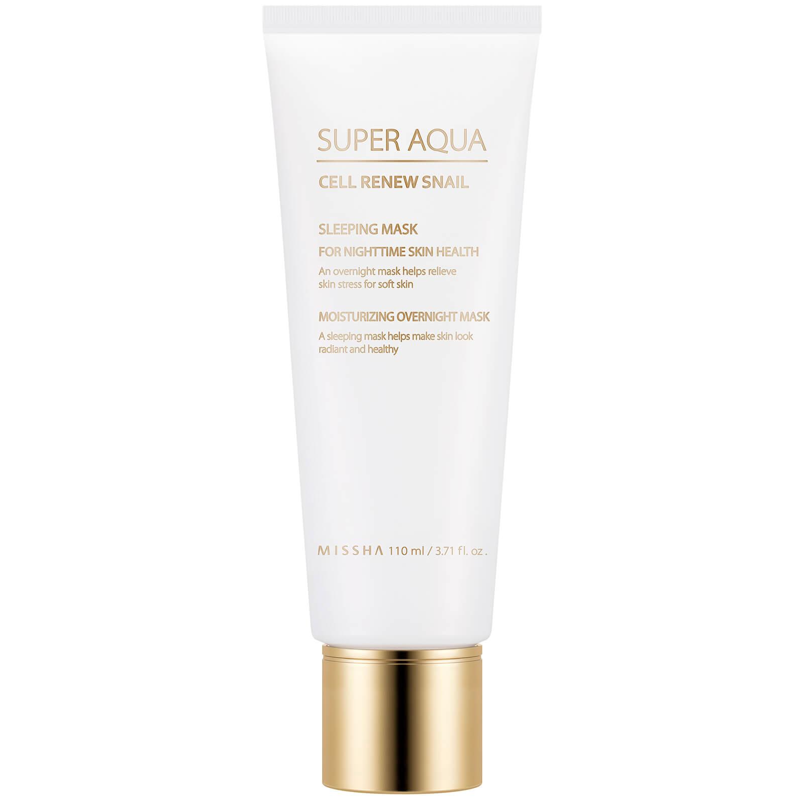 Купить MISSHA Super Aqua Cell Renew Snail Sleeping Mask 110ml