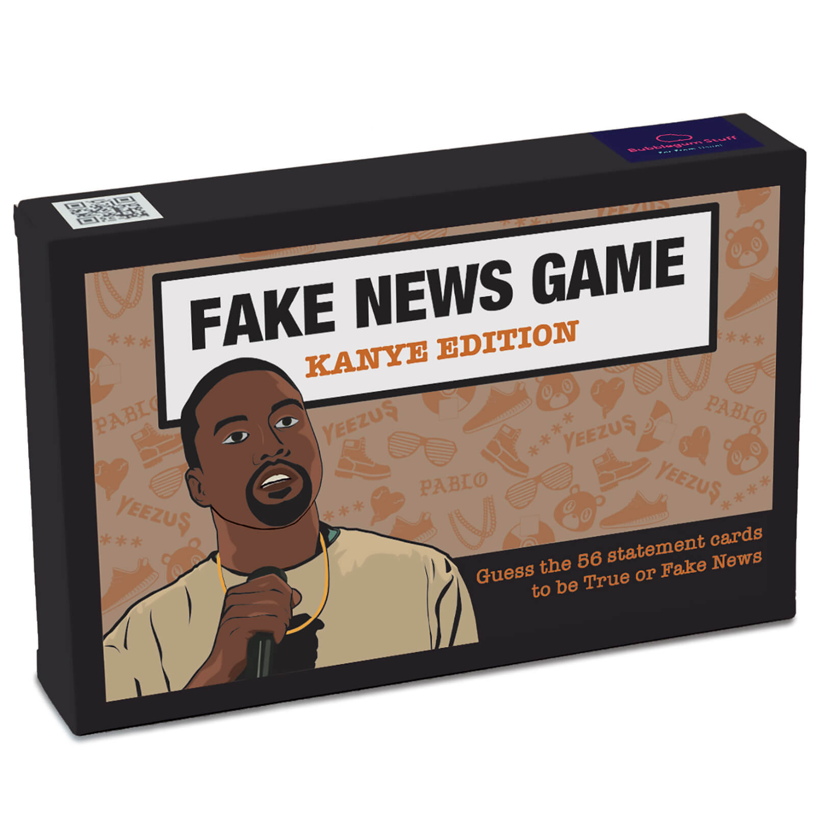 Image of Fake News Kanye Edition Card Game