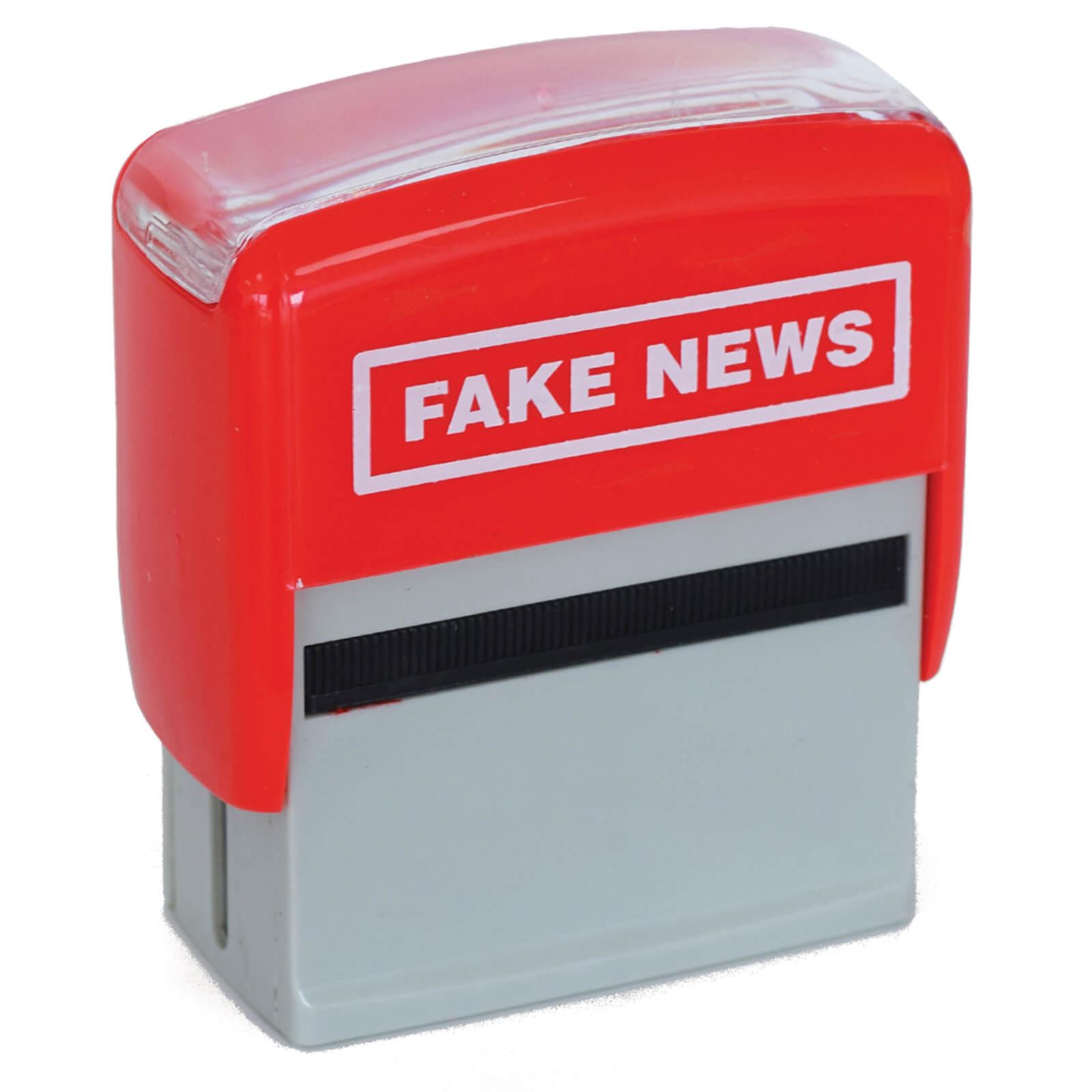 Image of Fake News Stamp