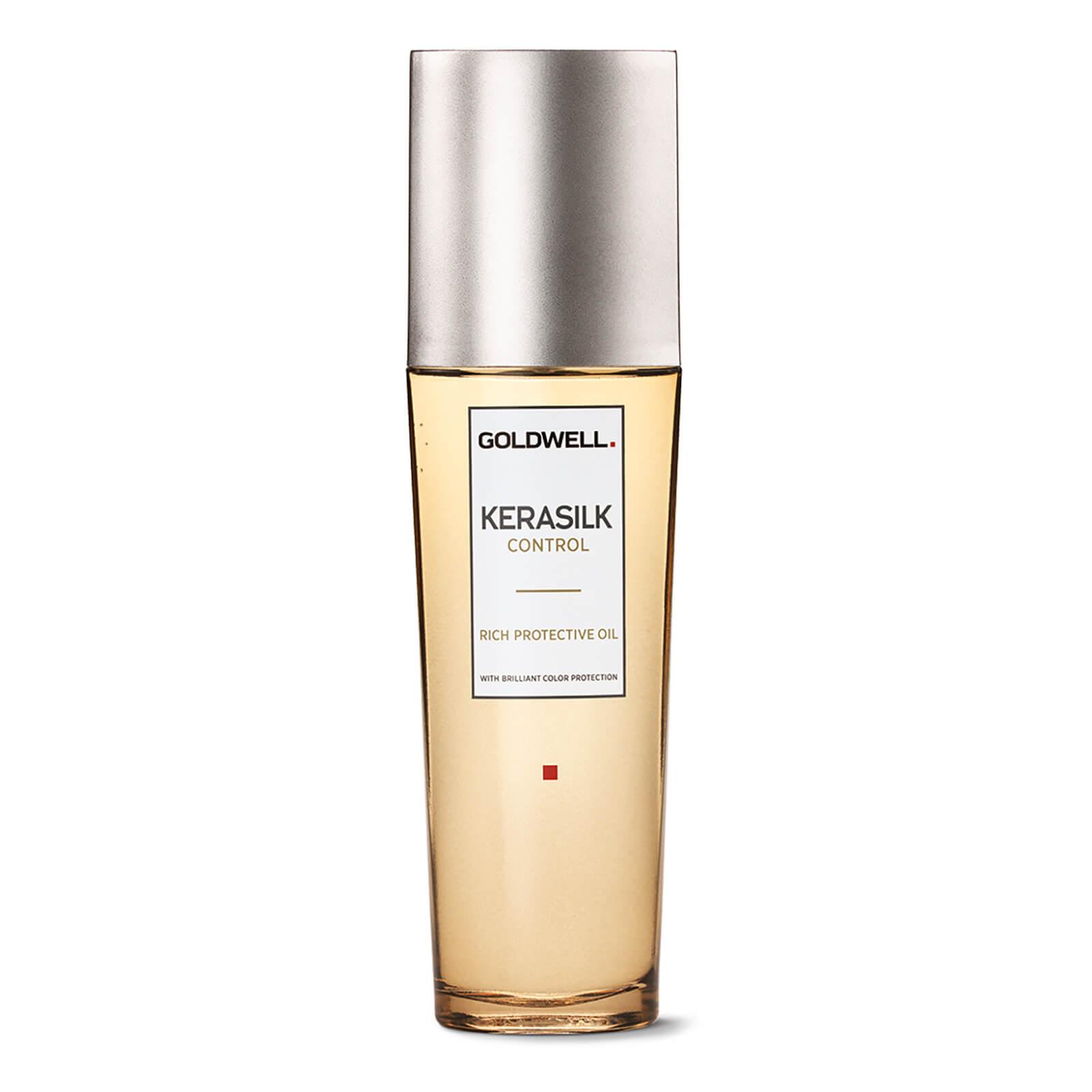 Купить Goldwell Kerasilk Control Rich Protective Oil 75ml