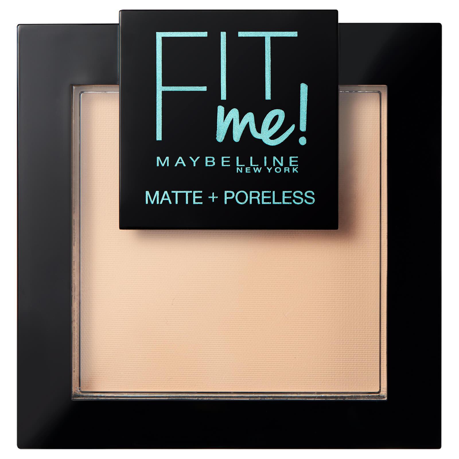 Купить Maybelline Fit Me! Matte and Poreless Powder 9g (Various Shades) - 110 Porcelain