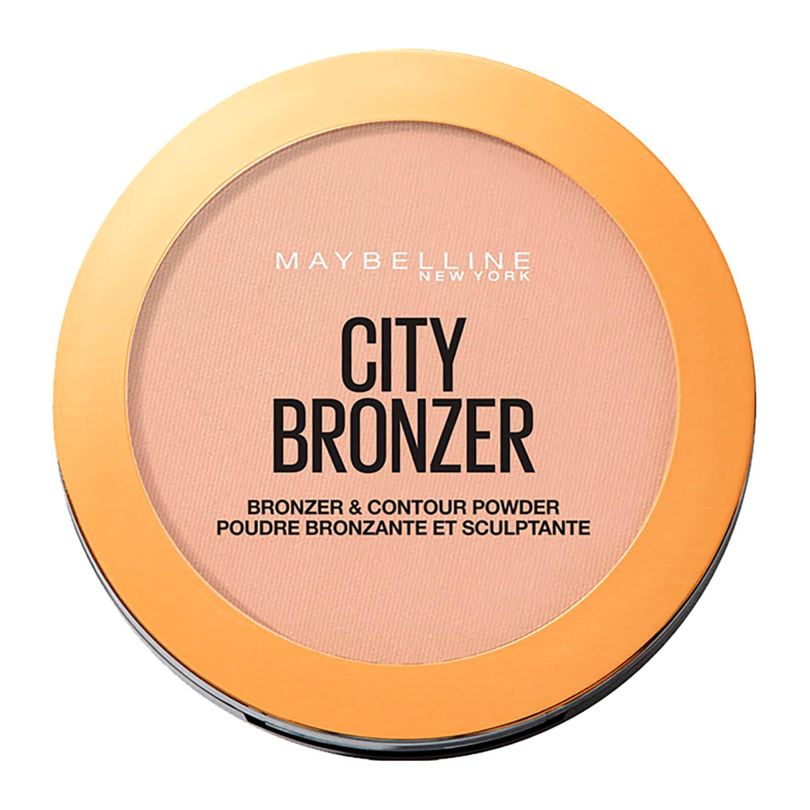 Купить Maybelline City Bronzer and Contour Powder 8g (Various Shades) - 250 Medium Warm