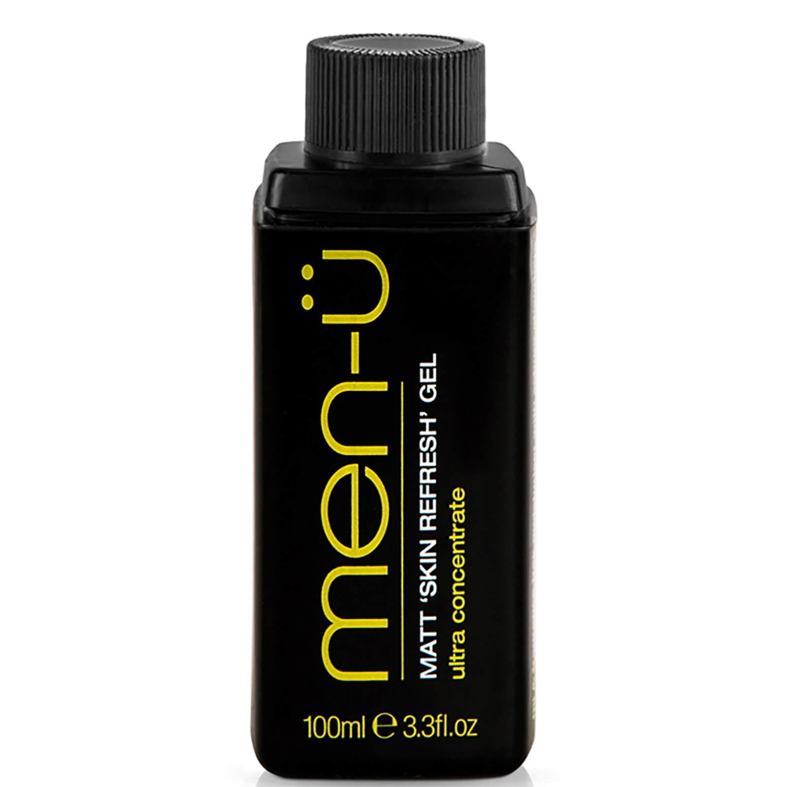 men-ü Matt Skin Refresh Gel 100ml - Refill