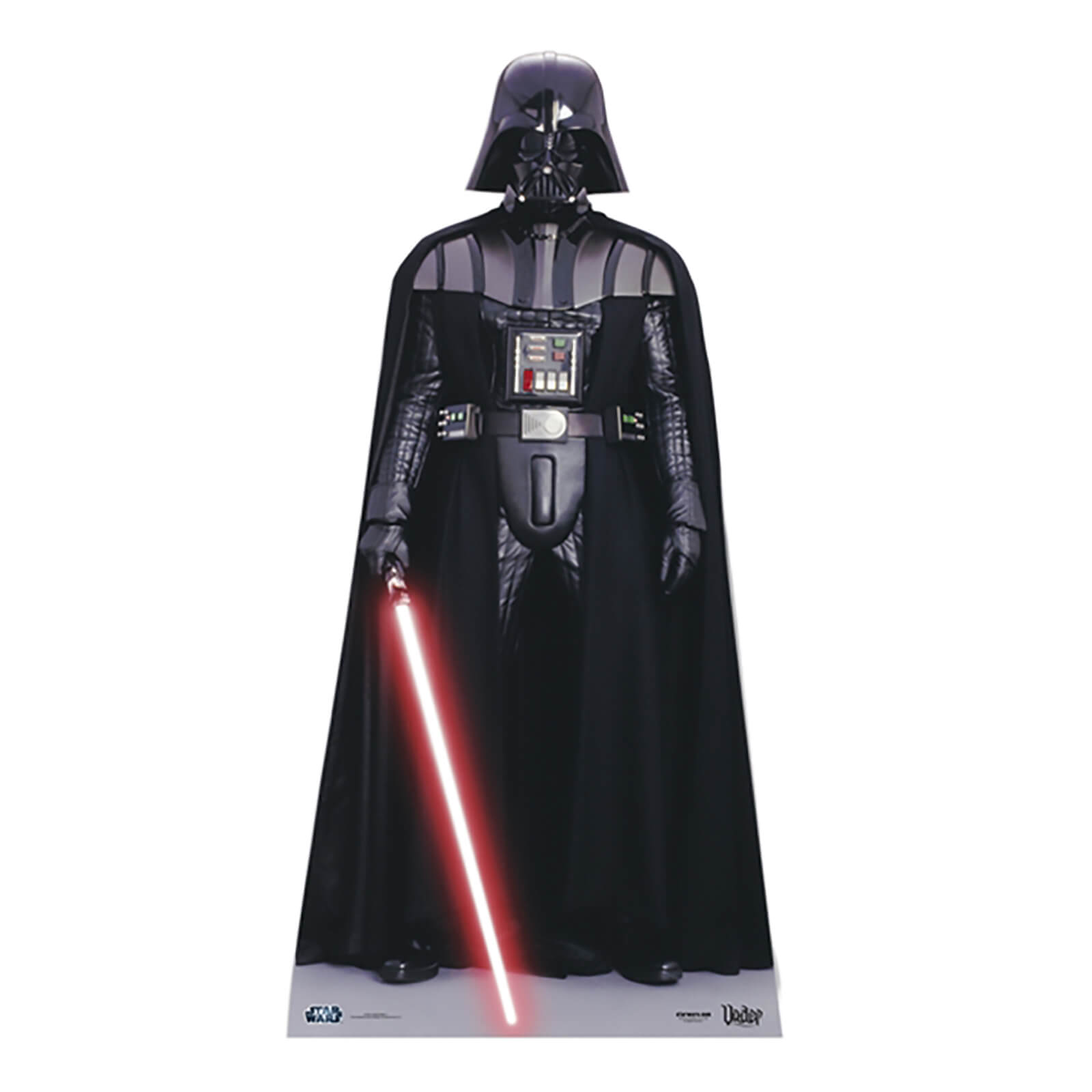 Image of Star Wars - Darth Vader Mini Cardboard Cut Out