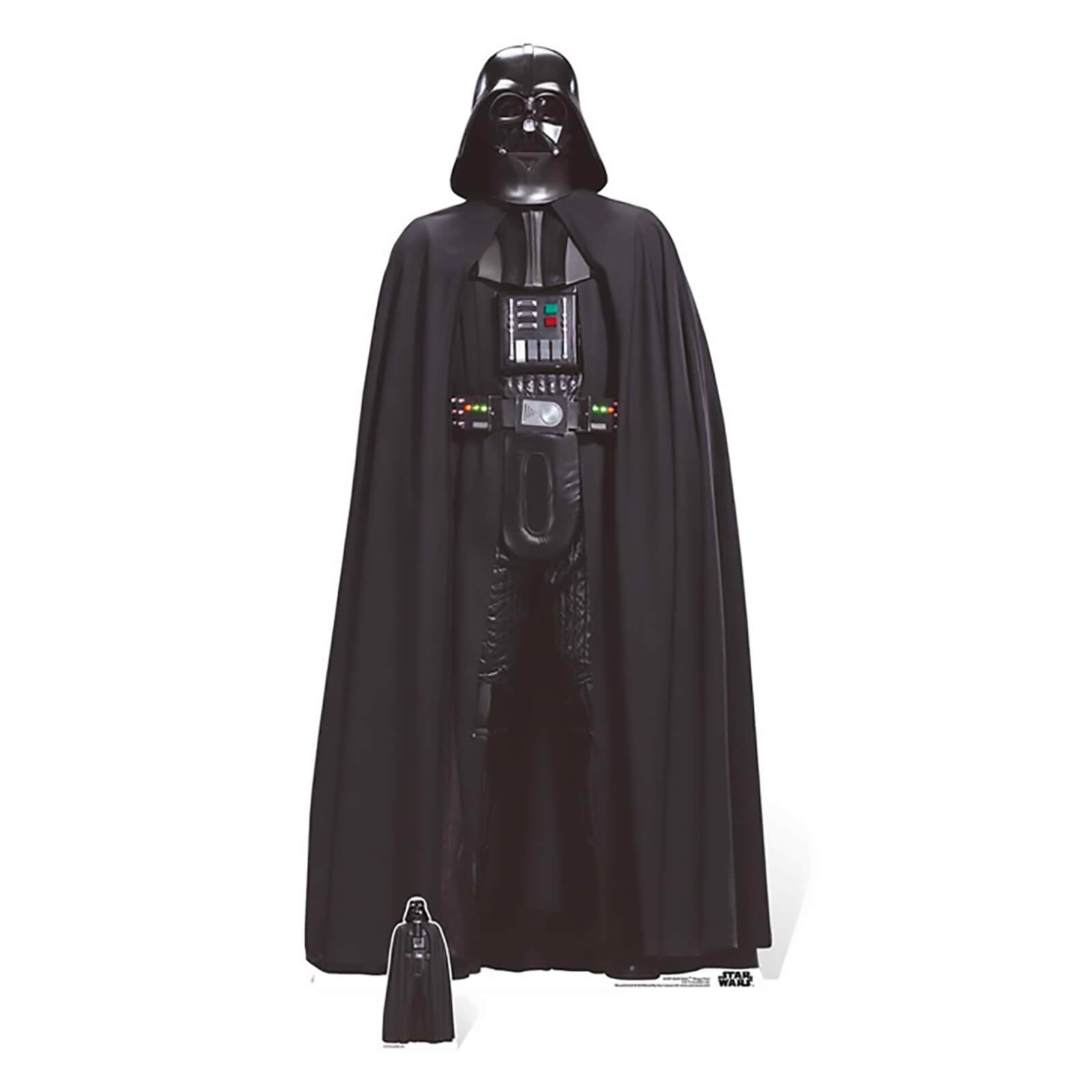 Image of Star Wars: Rogue One - Darth Vader Lifesize Cardboard Cut Out