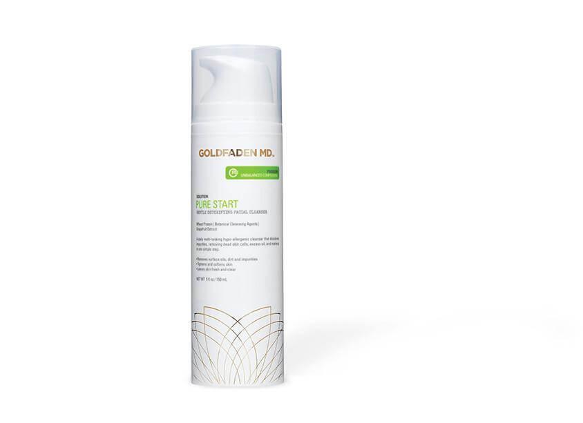 Goldfaden MD Pure Start Gentle Detoxifying Facial Cleanser 150ml