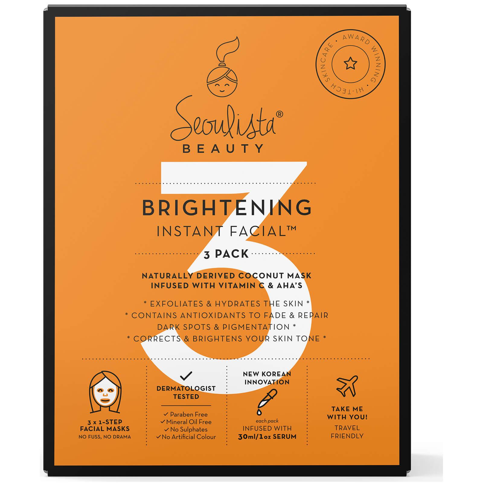 Купить Seoulista Beauty Brightening Multi Pack 3's