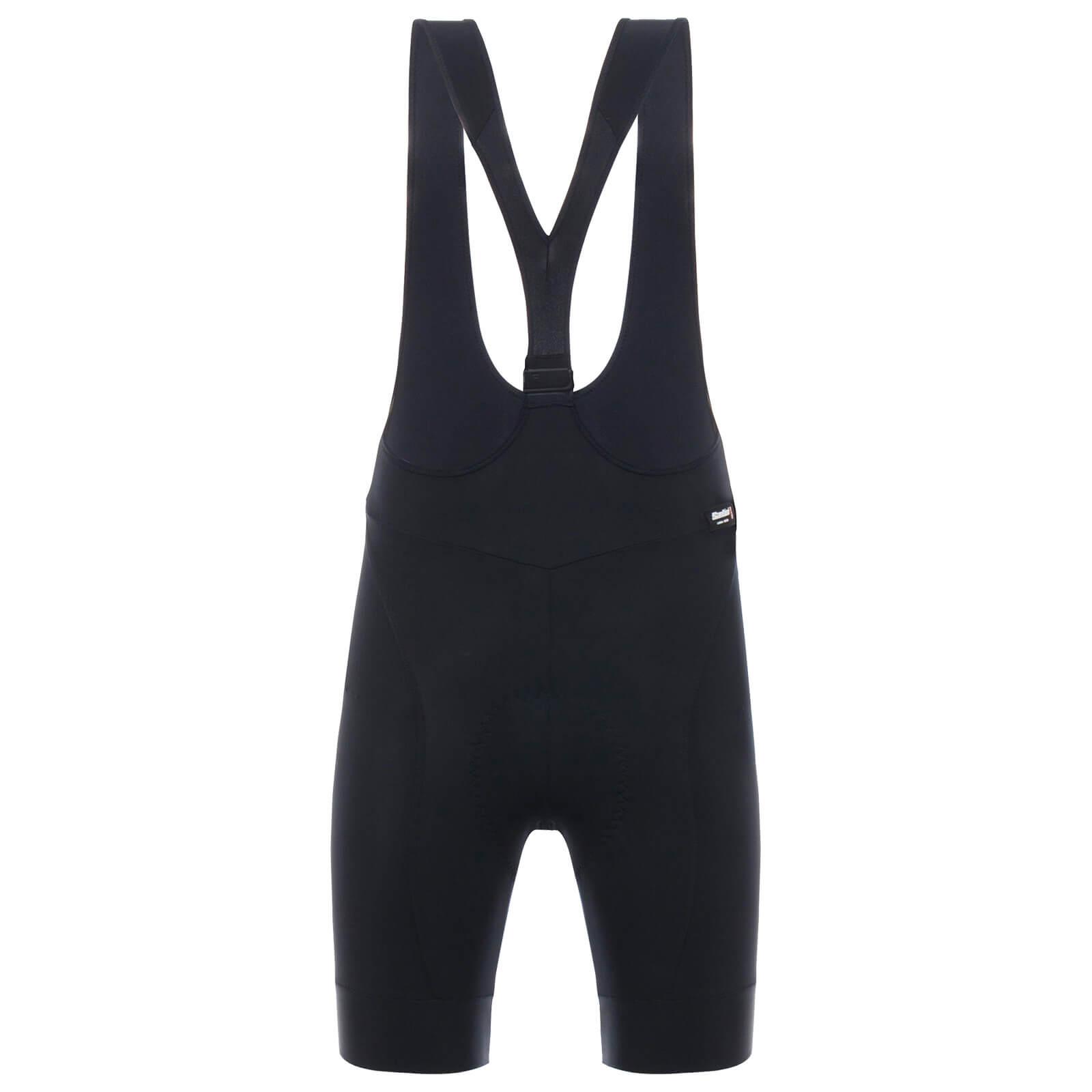 Santini Women's Legend Bib Shorts - L - Black