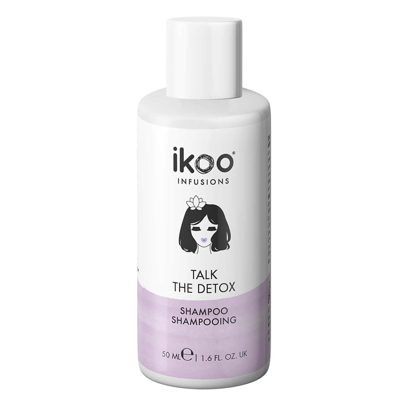 Ikoo Shampoo - Talk the Detox 50ml  - Купить