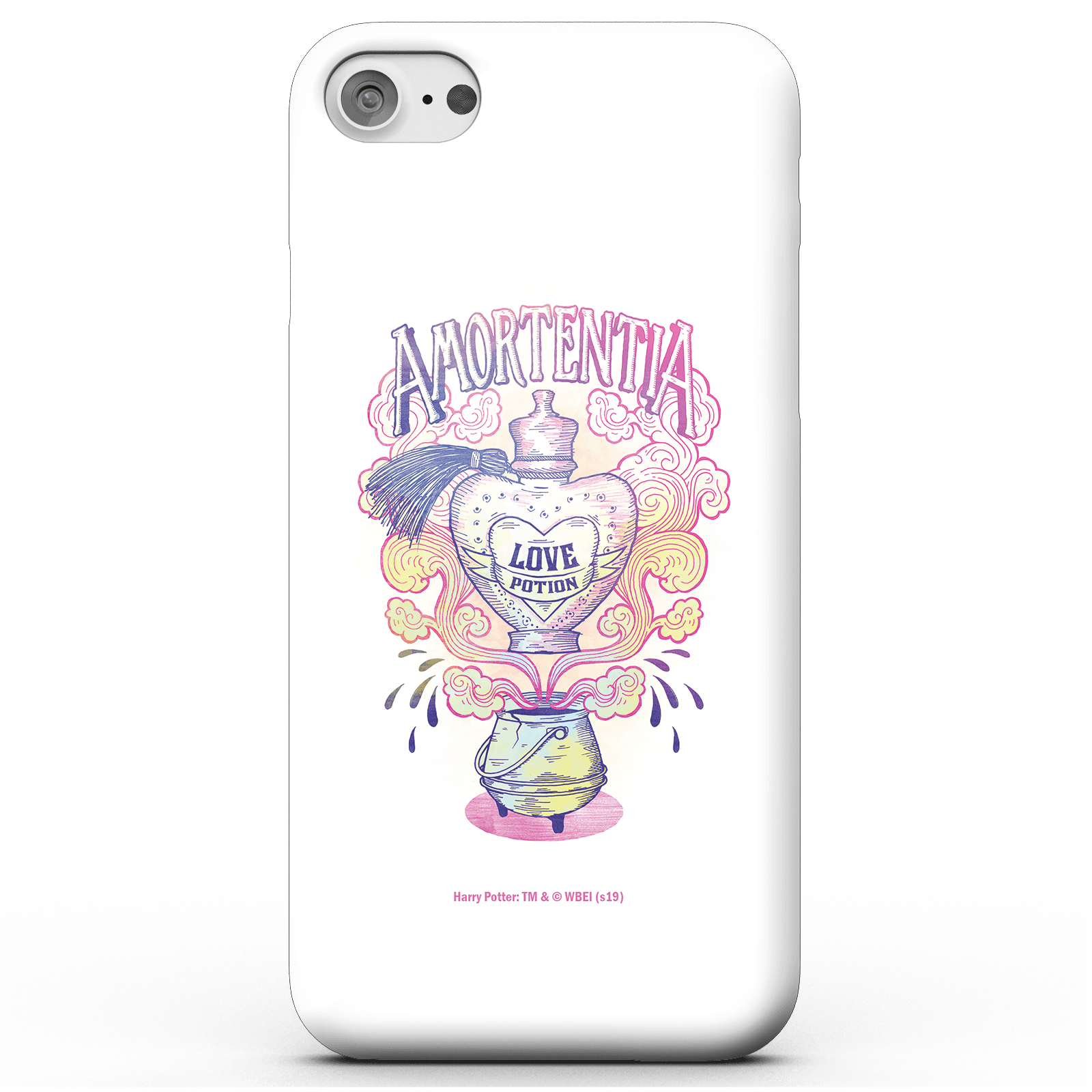 Harry Potter Amorentia Love Potion Phone Case for iPhone and Android - iPhone X - Tough Case - Gloss