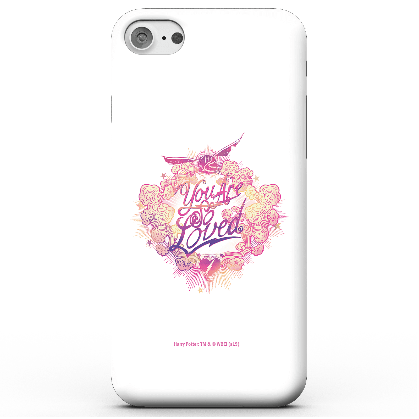 Harry Potter You Are So Loved Phone Case for iPhone and Android - iPhone 5/5s - Snap Case - Matte