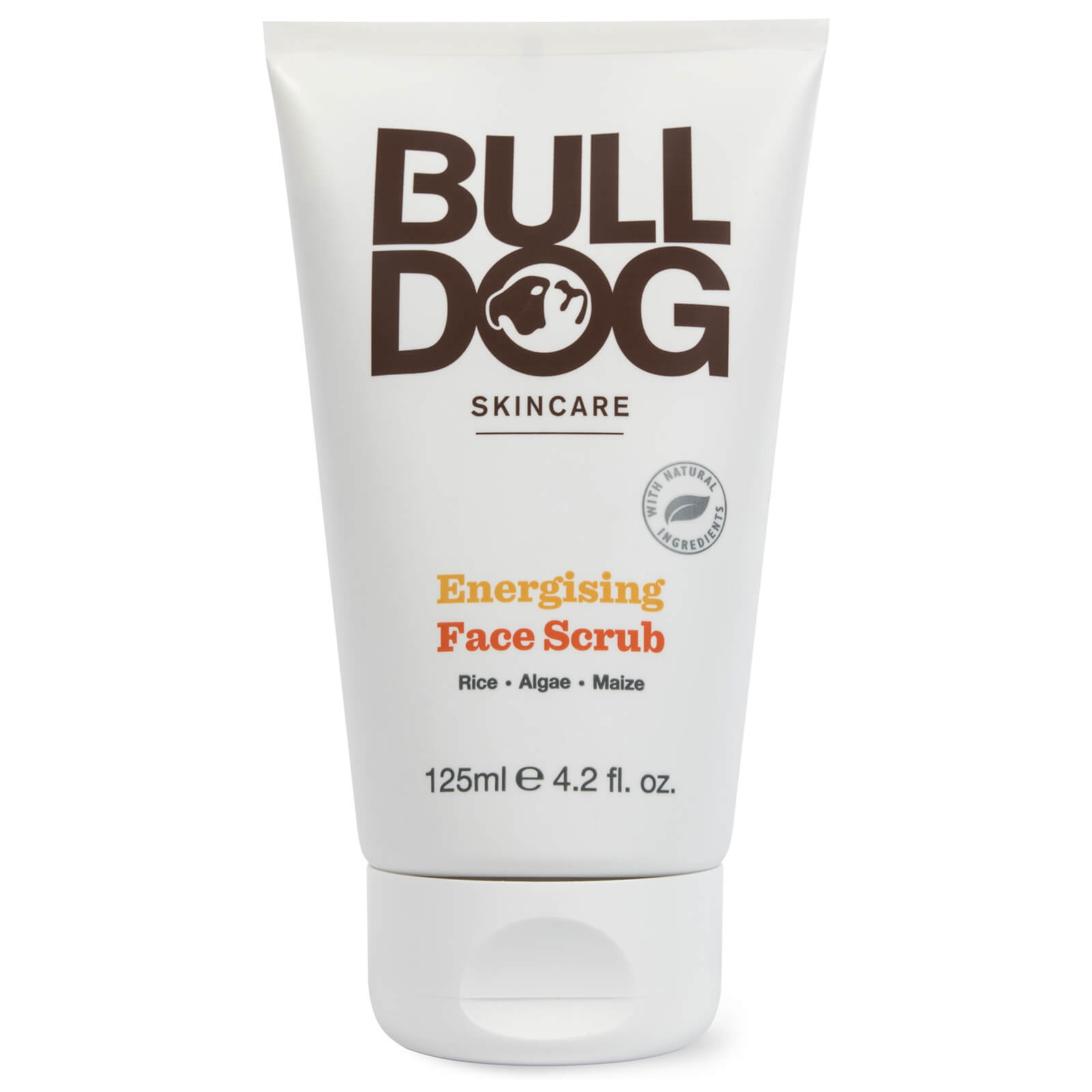 Bulldog Energising Face Scrub 125ml