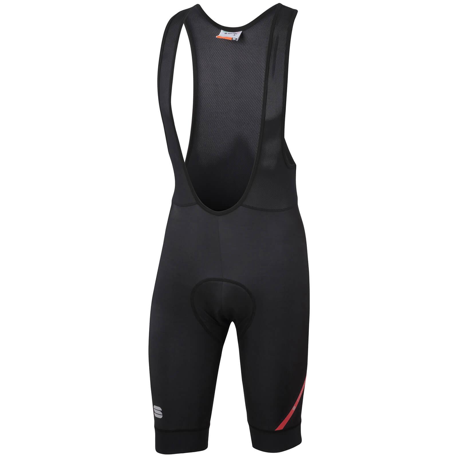 Sportful Fiandre NoRain 2 Bib Shorts - XXL - Black
