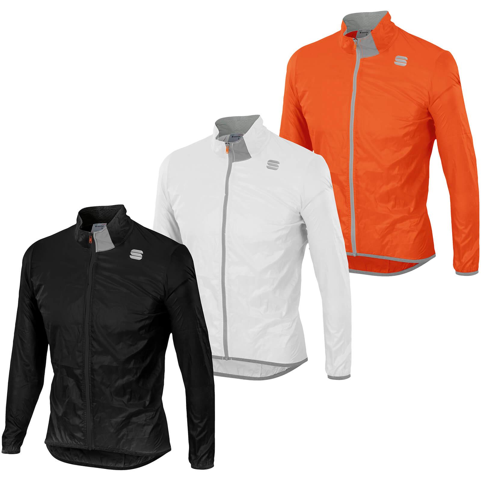 Sportful Hot Pack Easy Light Jacket - L - Black