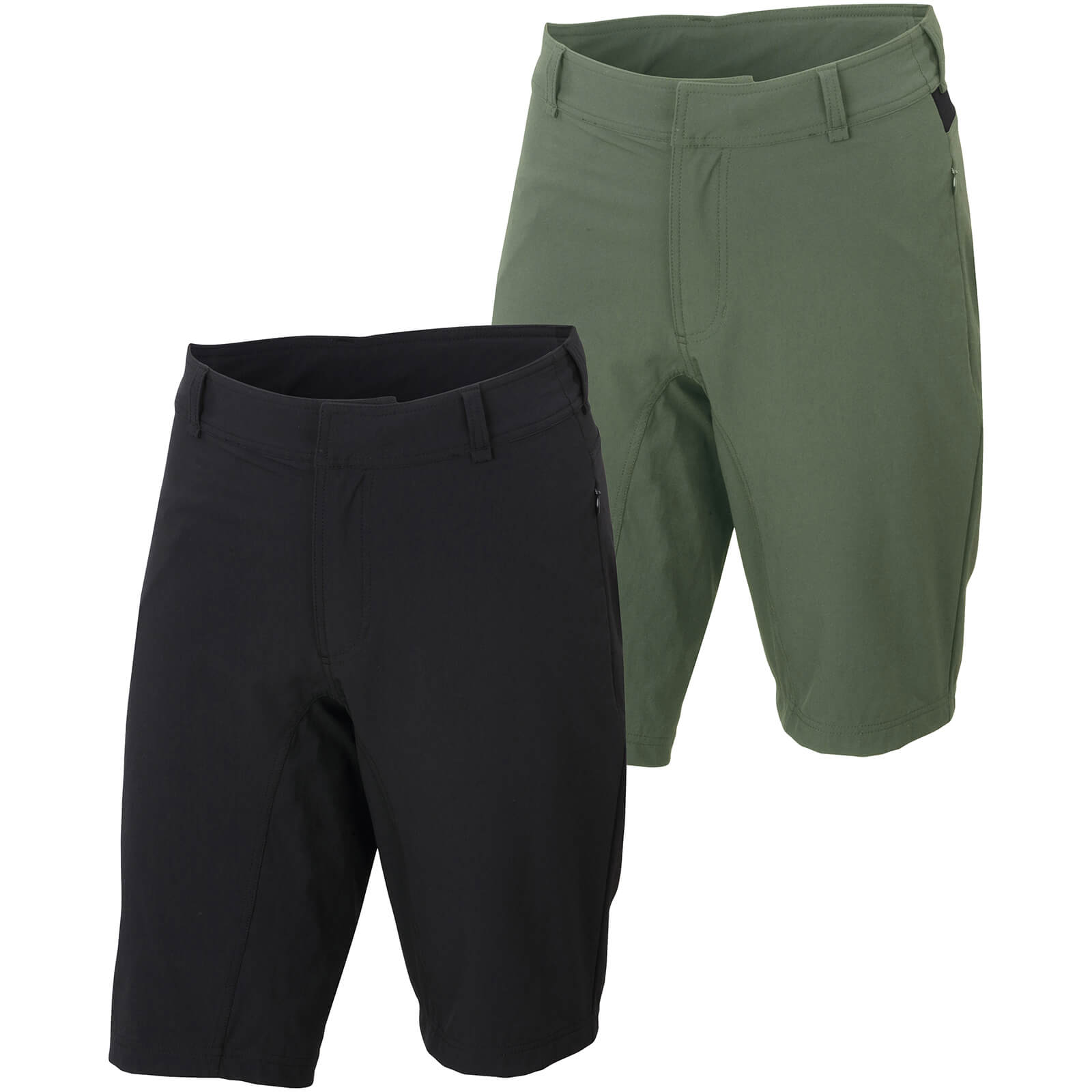 Sportful Giara Over Shorts - L - Black