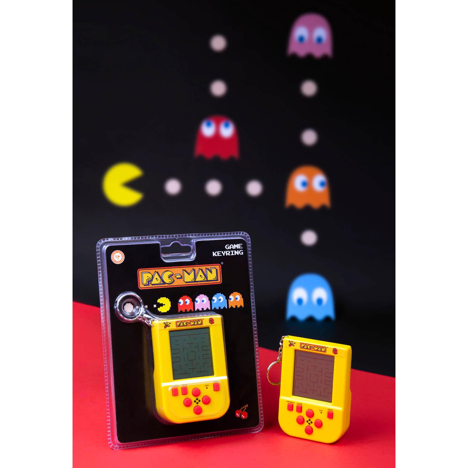 Image of Pacman Game Keyring