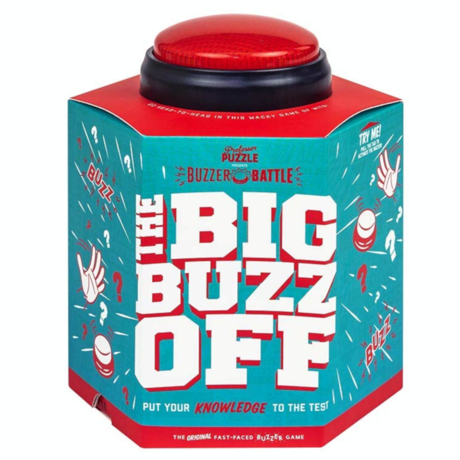 Image of The Big Buzz off Quiz Game