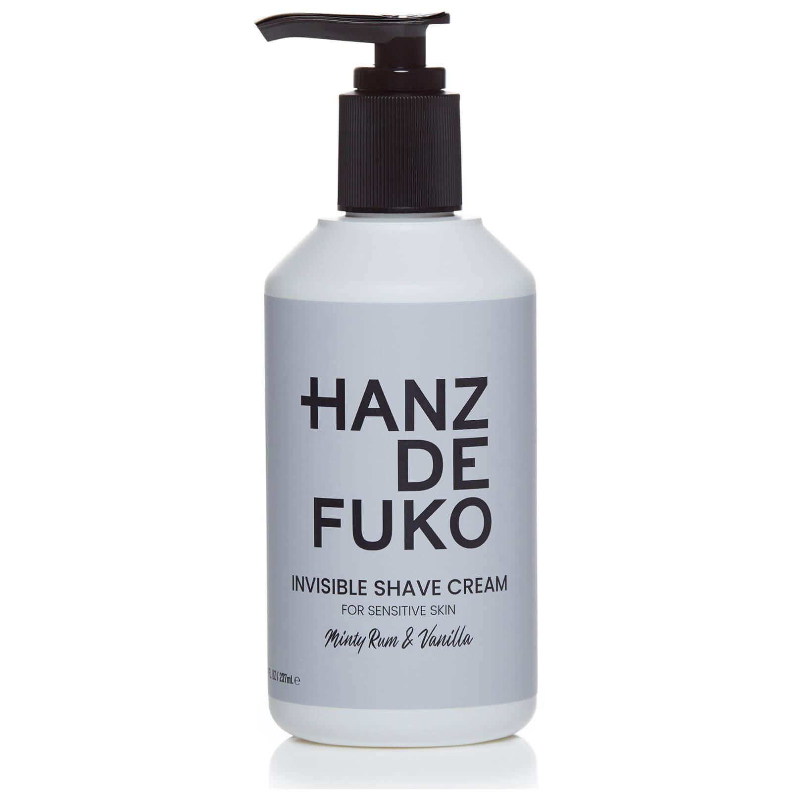 Купить Hanz de Fuko Invisible Shave Cream 237ml