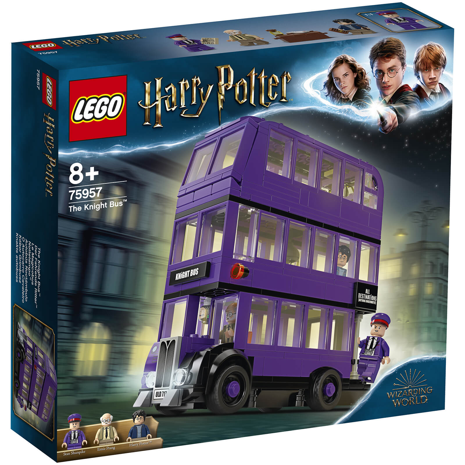Image of LEGO Harry Potter: Knight Bus Toy (75957)