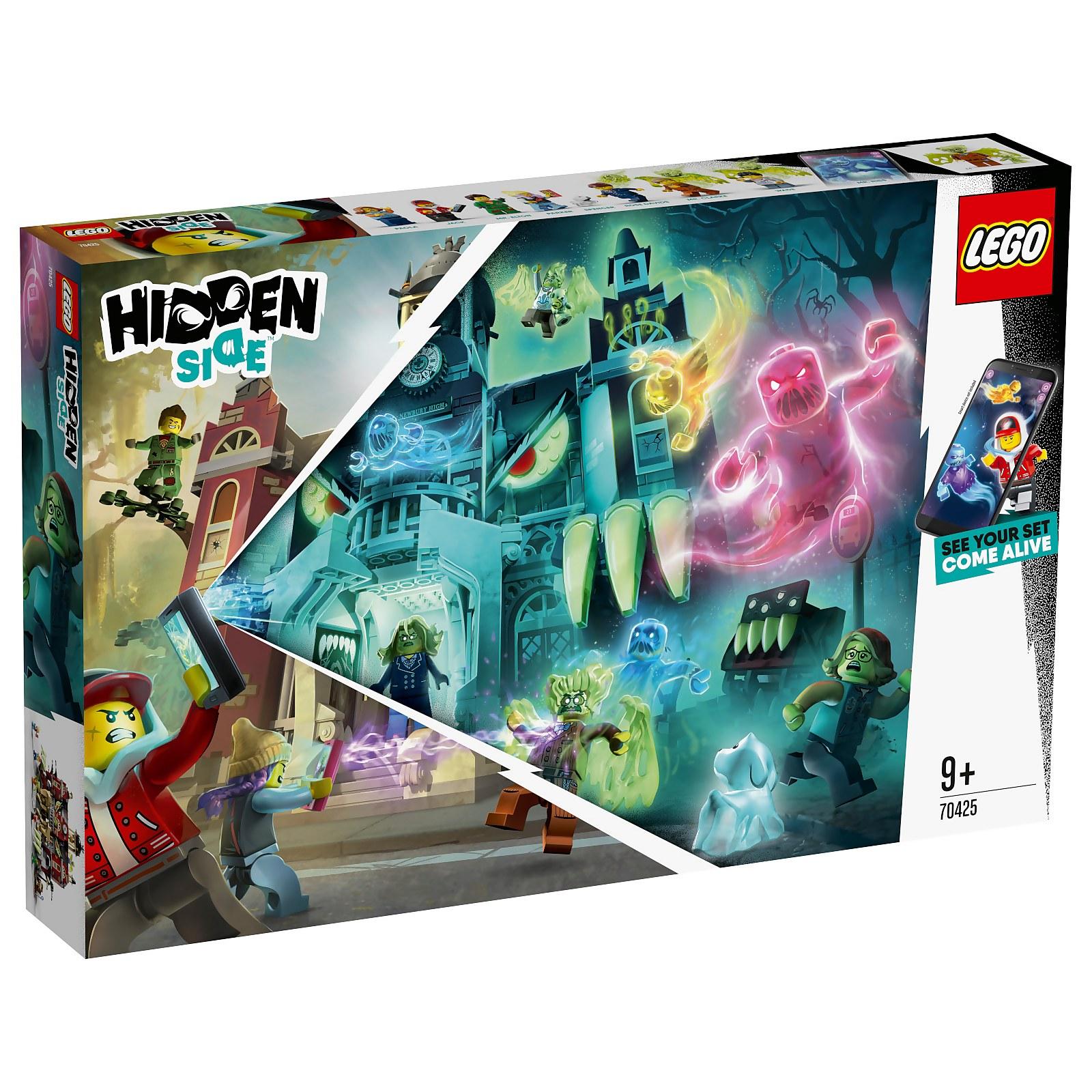 Image of LEGO The Hidden Side: Newbury Haunted High School (70425)