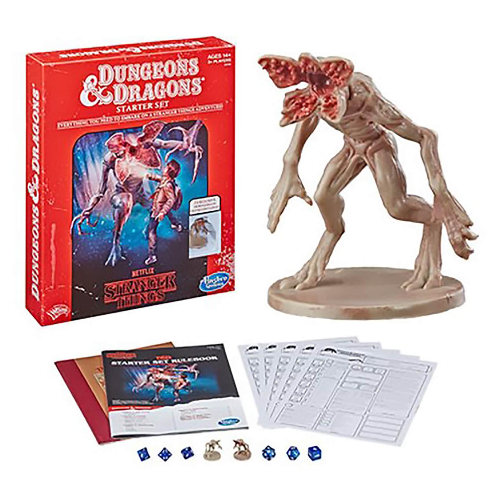 Image of Hasbro Dungeons & Dragons - Stranger Things Edition