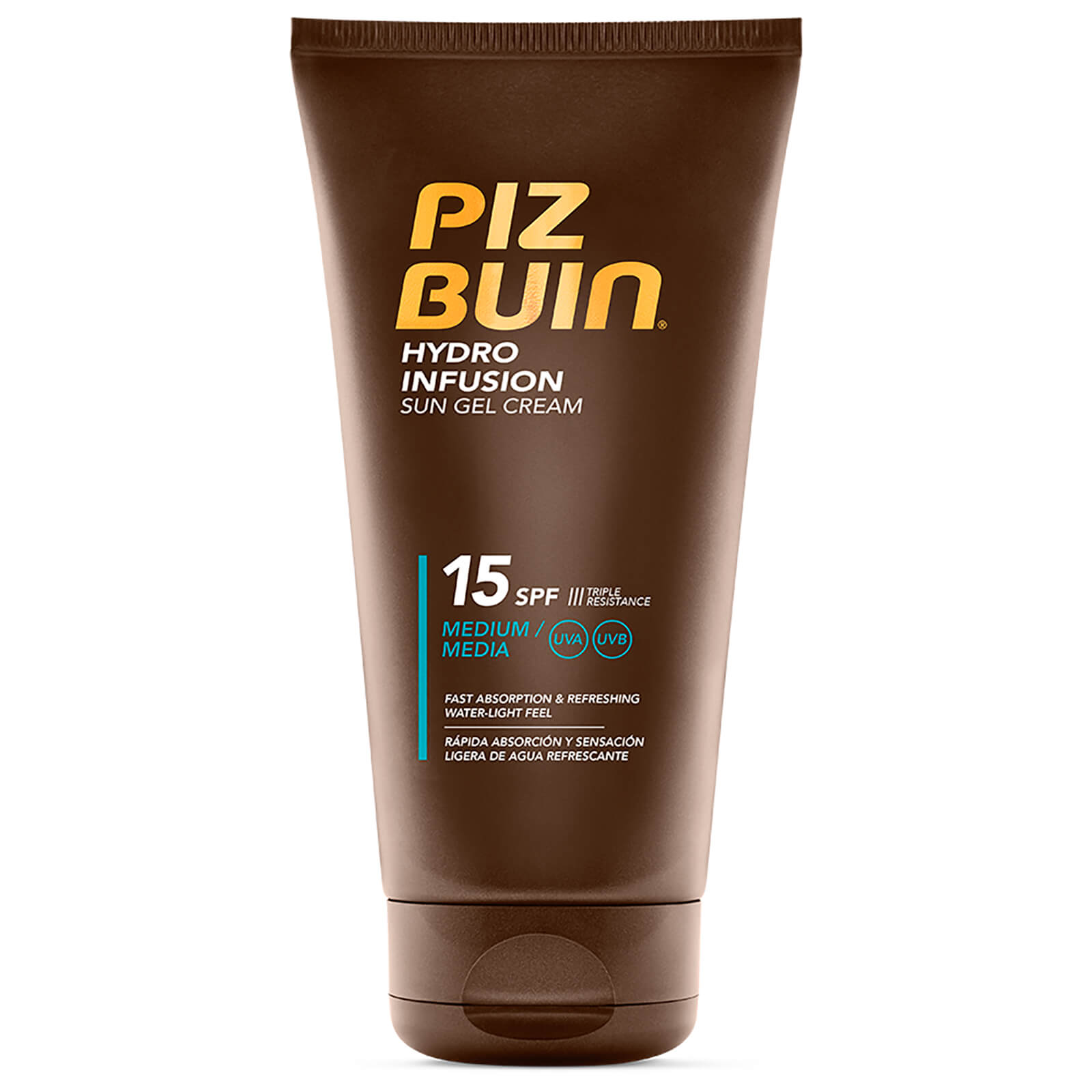 Купить Piz Buin Hydro Infusion Sun Gel Cream SPF 15 150ml