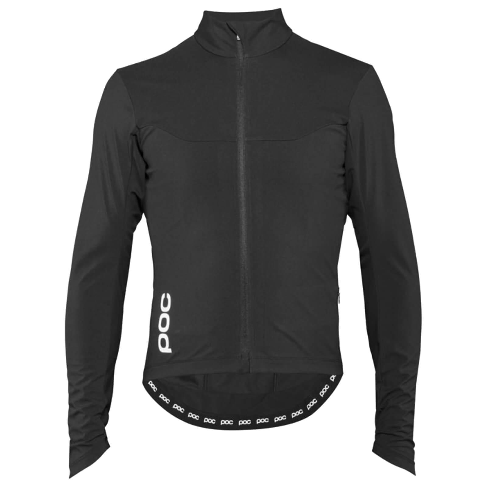 POC Essential Road Windproof Jersey - M - Black