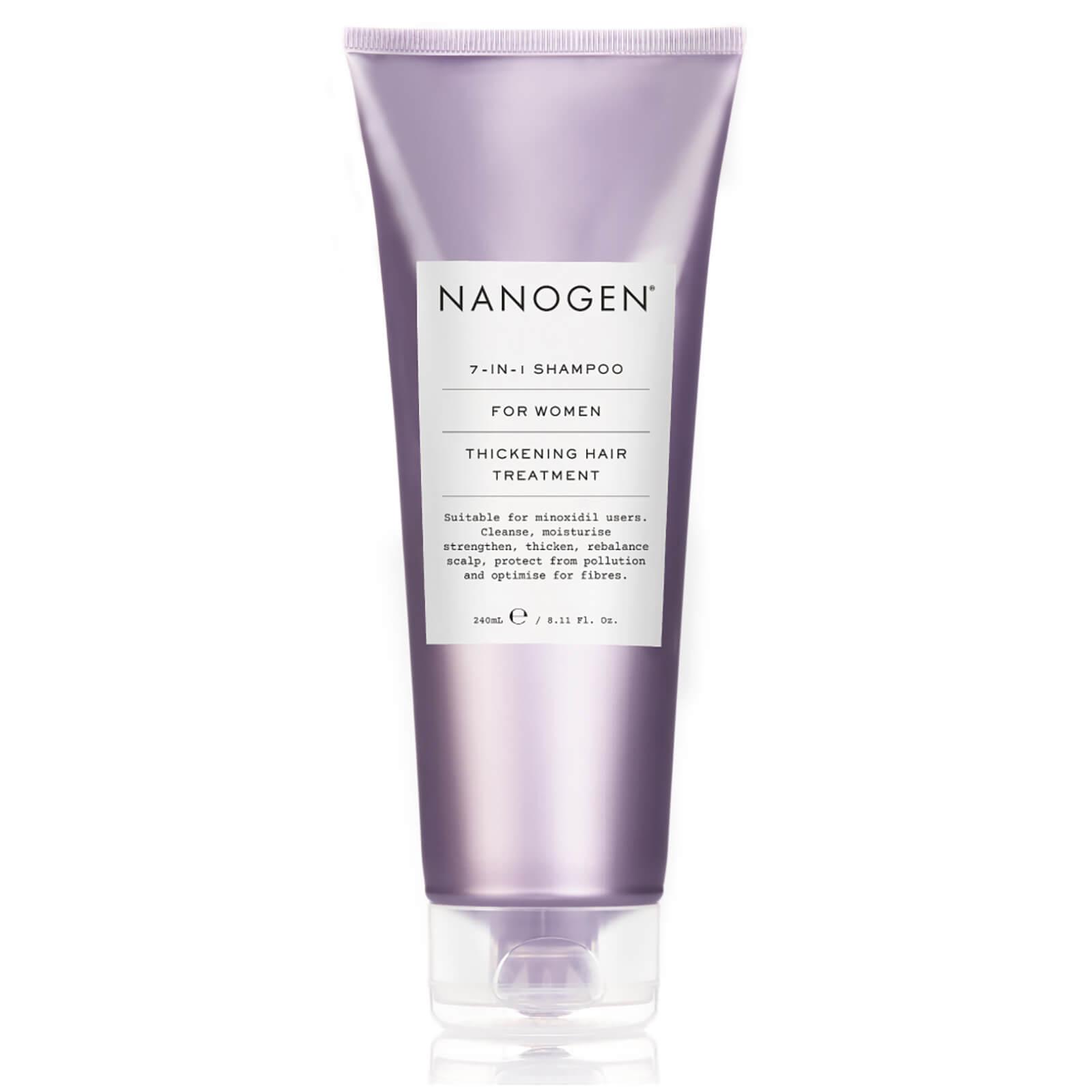 Купить Nanogen Women 7 in 1 Thickening Treatment Shampoo & Conditioner (240ml)