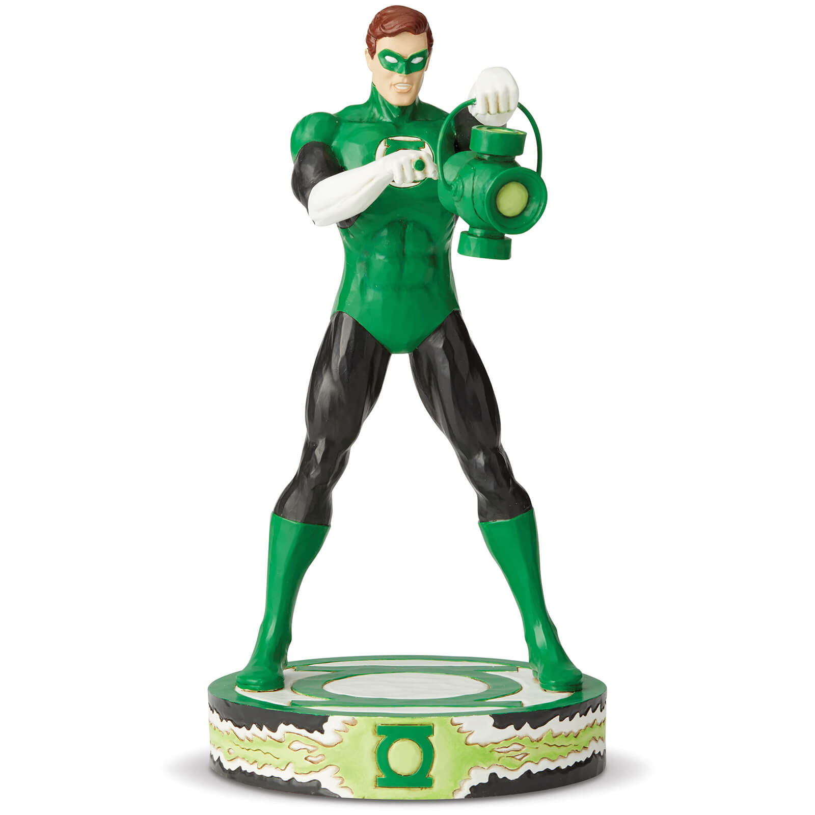 Image of DC Comics by Jim Shore Green Lantern Silver Age Figurine 22.0cm
