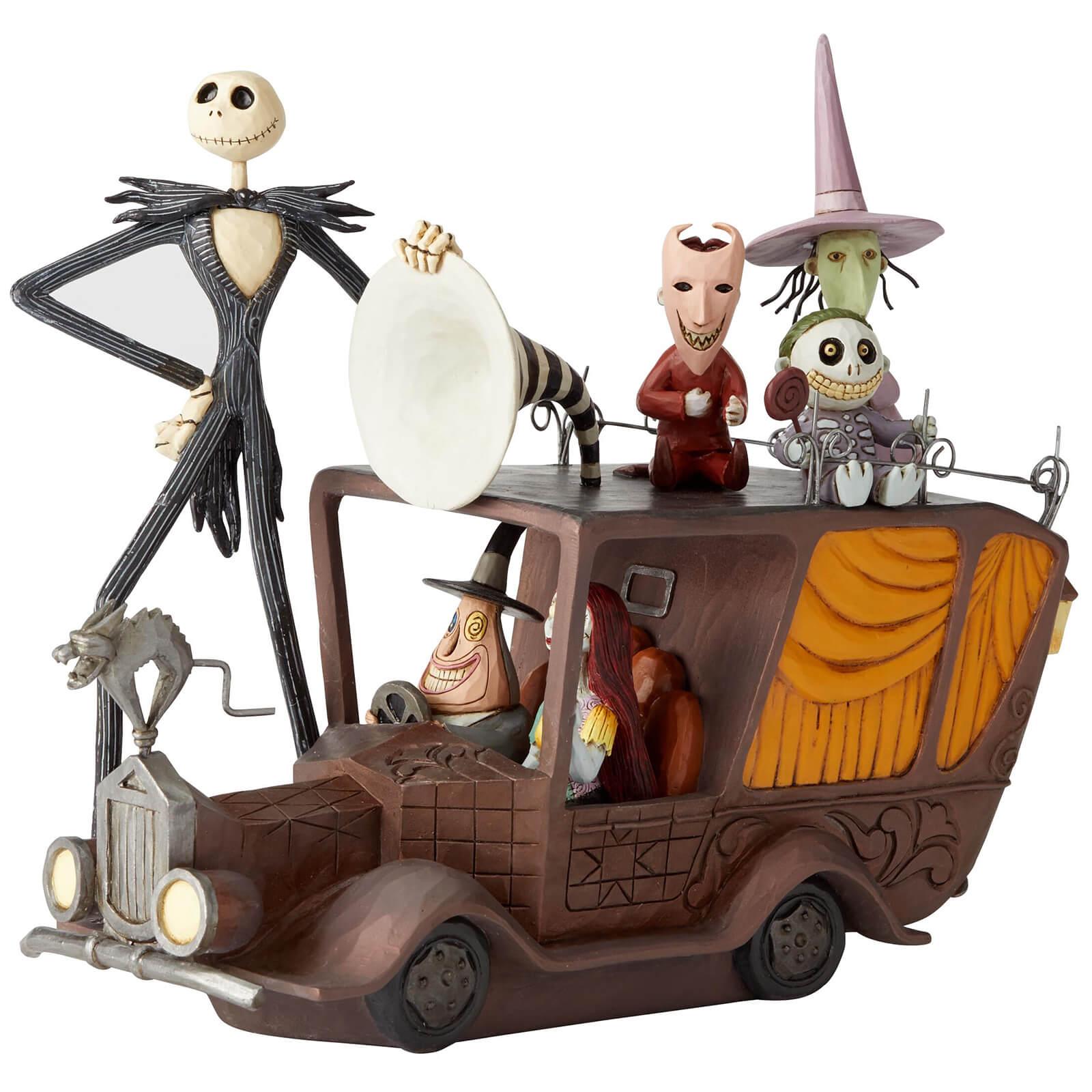 Image of Enesco Disney Showcase Collection Statue Mayor Car (Nightmare Before Christmas) 17 cm