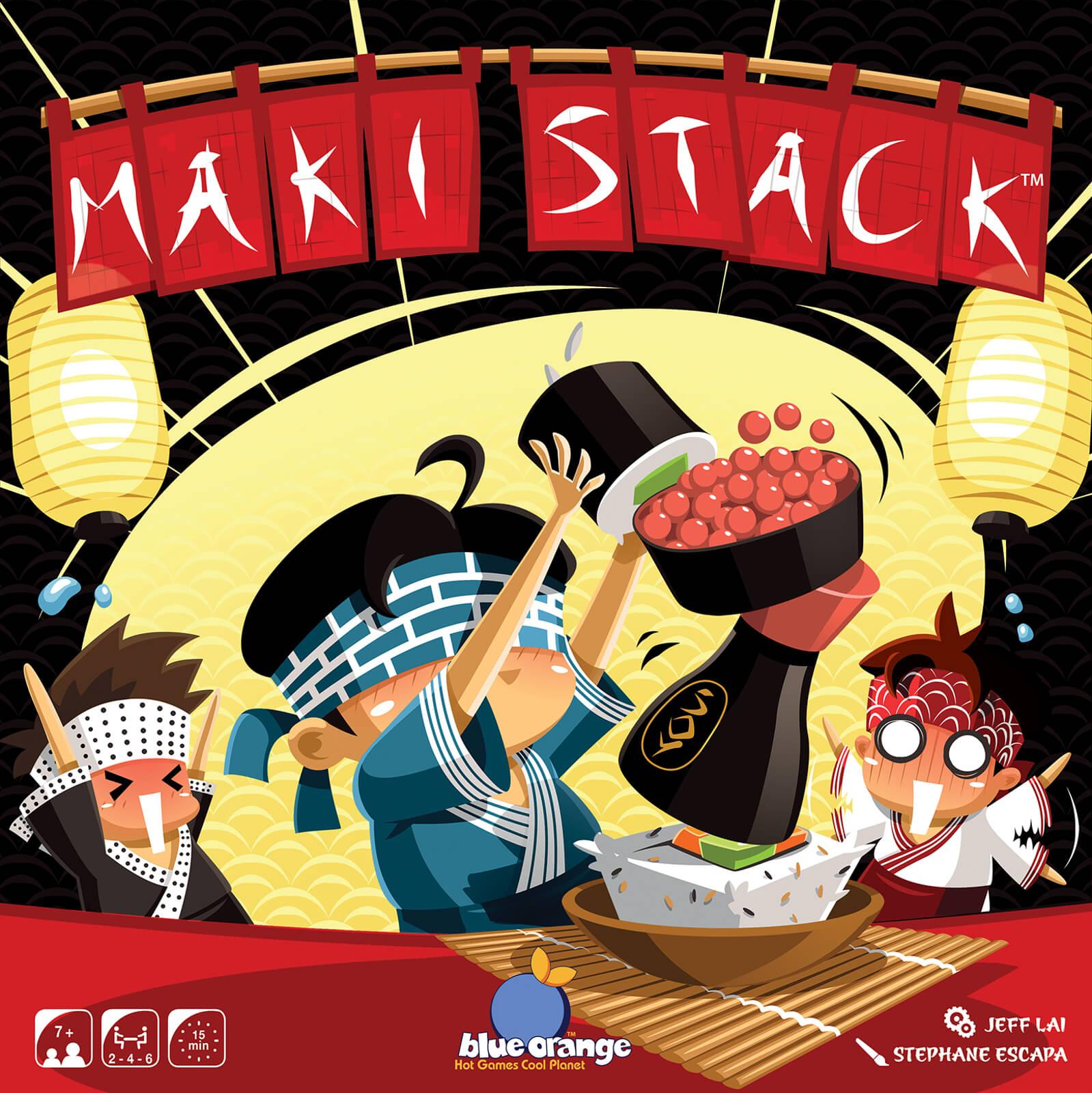 Image of Maki Stack