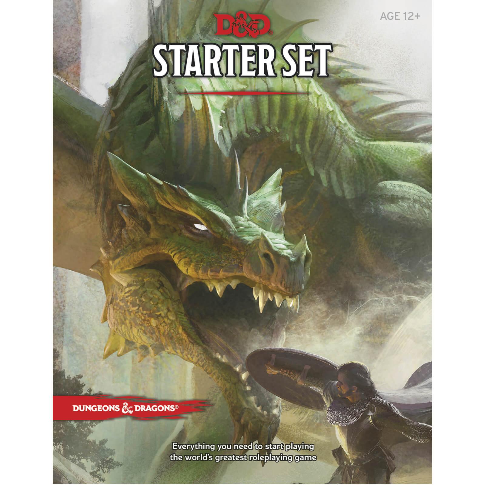 Image of Dungeons & Dragons RPG Starter Set (DDN)