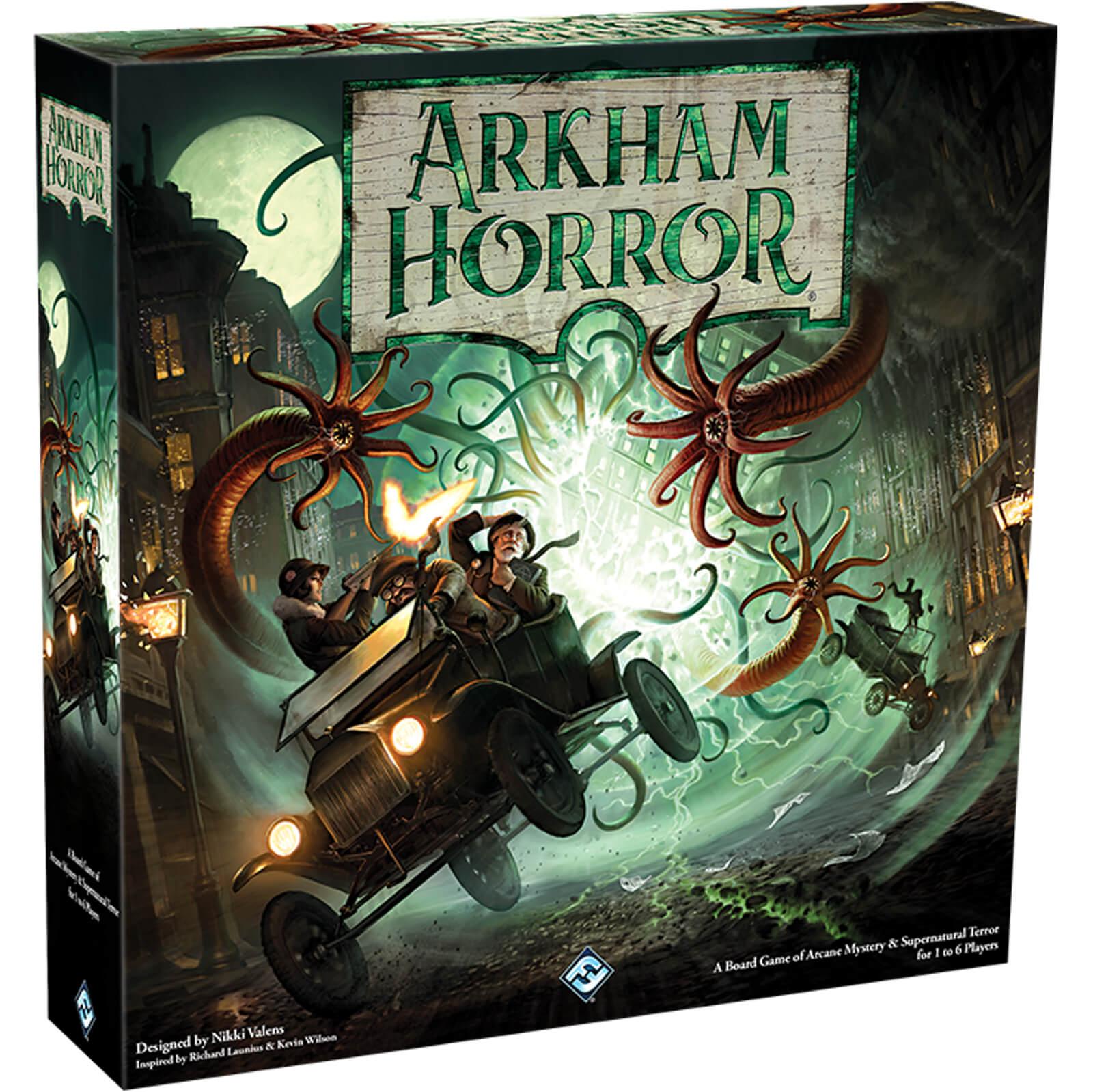 Image of Arkham Horror Third Edition