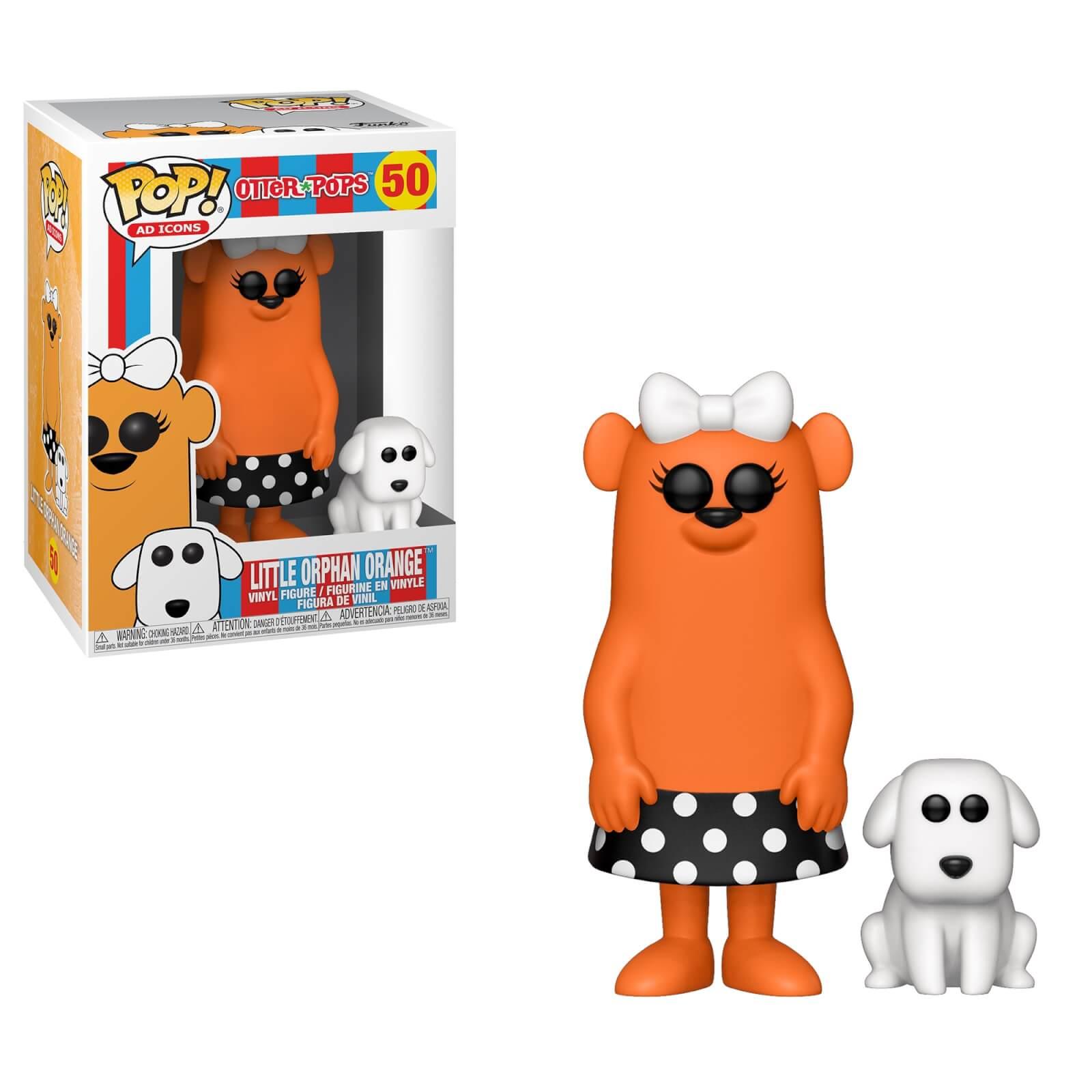 Otter Pops Little Orphan Orange Pop! Vinyl Figure