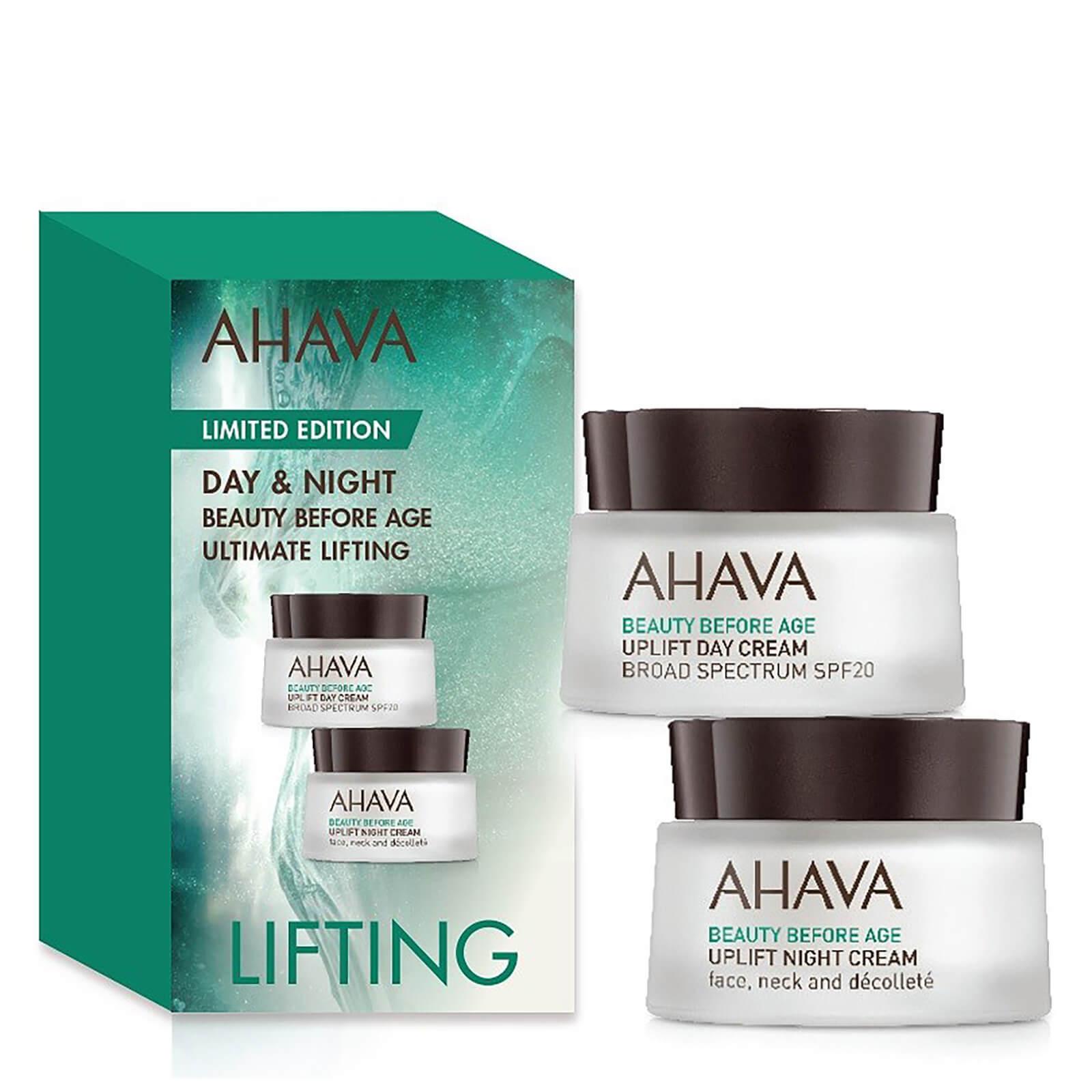 AHAVA Kit Uplift Day and Night 15ml