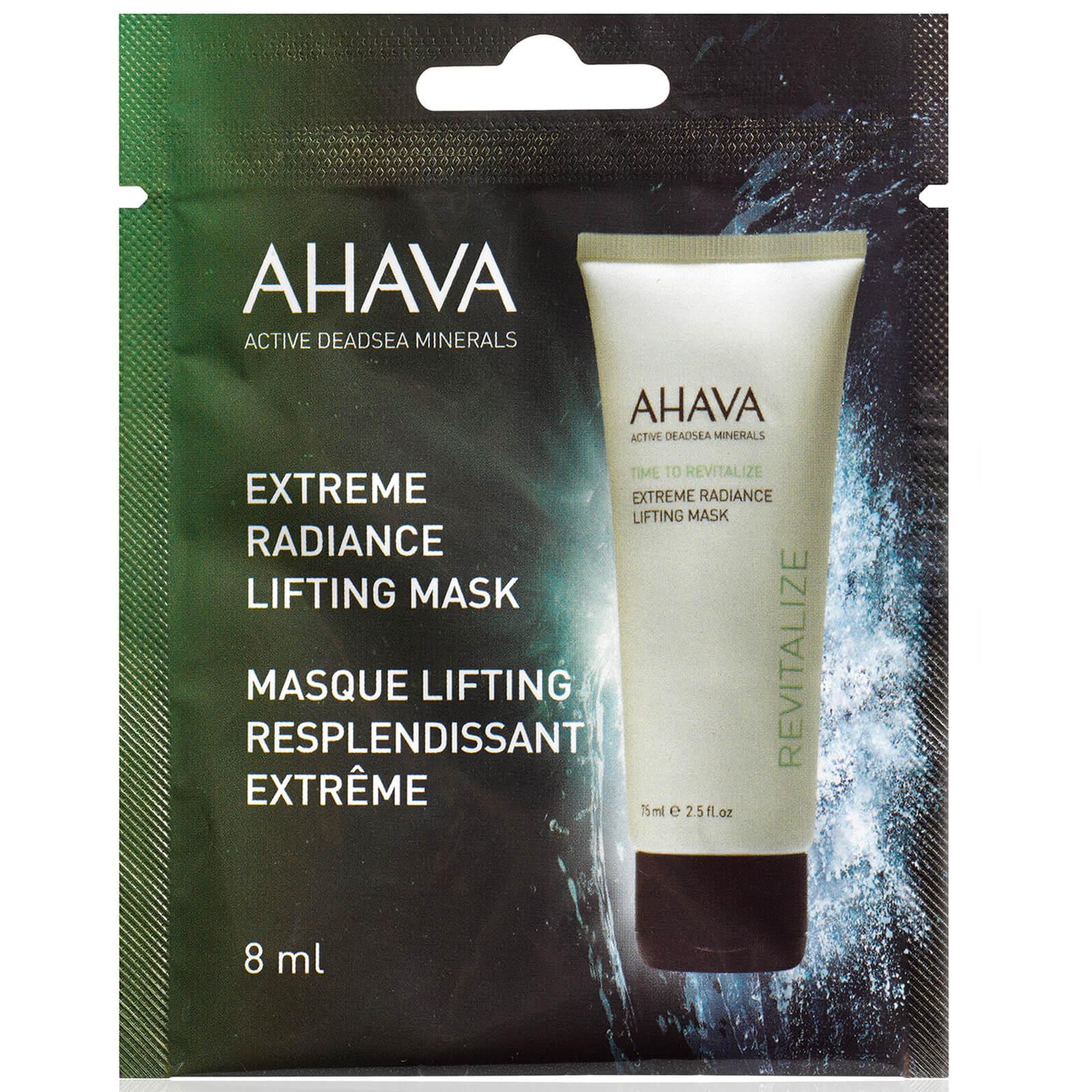 AHAVA Single Use Extreme Radiance Lifting 8ml