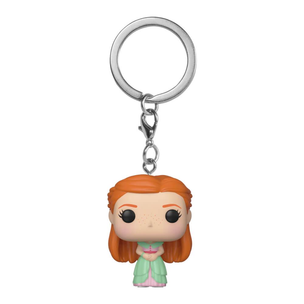 Harry Potter Yule Ball Ginny Weasley Pop! Keychain