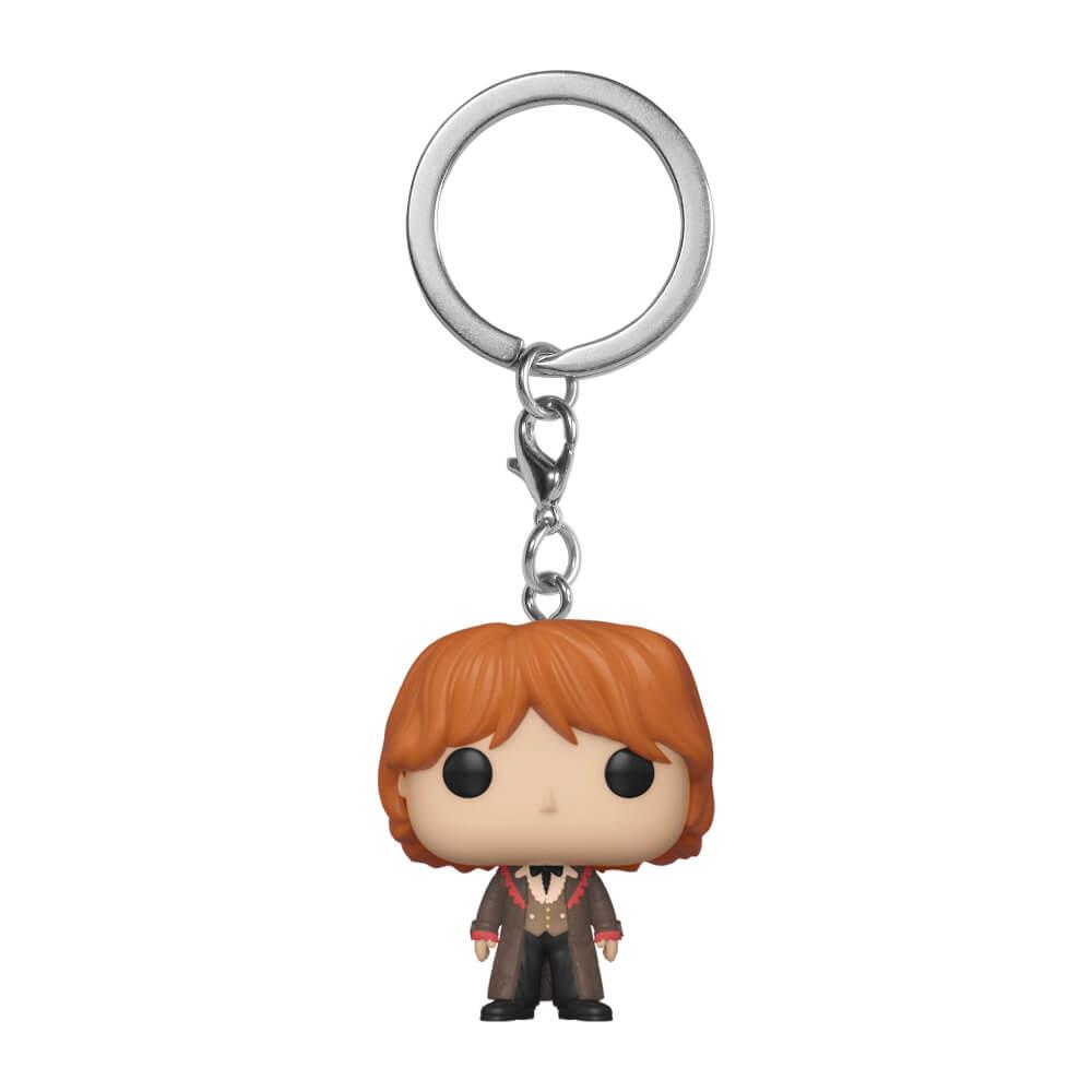 Harry Potter Yule Ball Ron Weasley Pop! Keychain