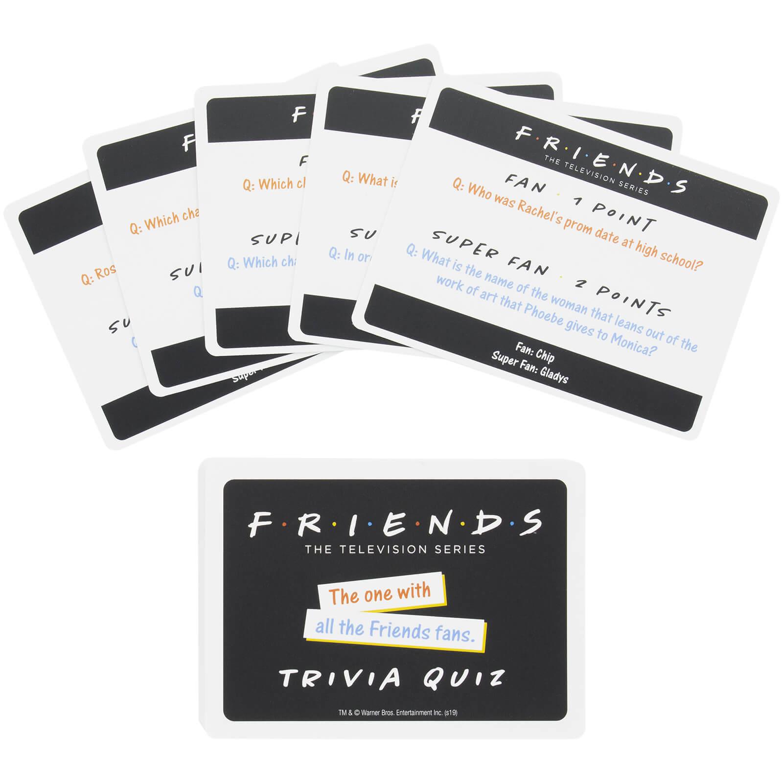 Image of Friends Trivia Quiz