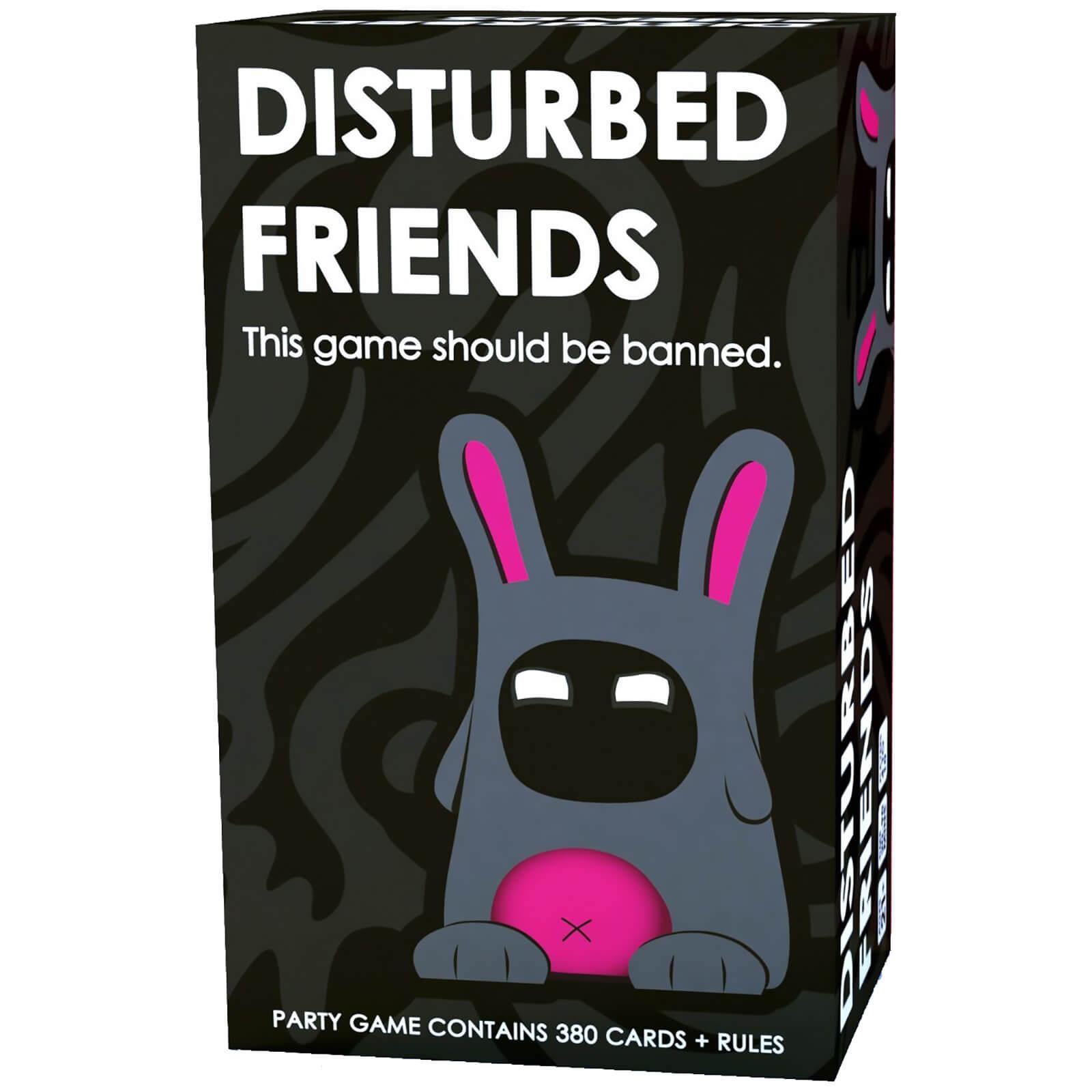 Image of Disturbed Friends
