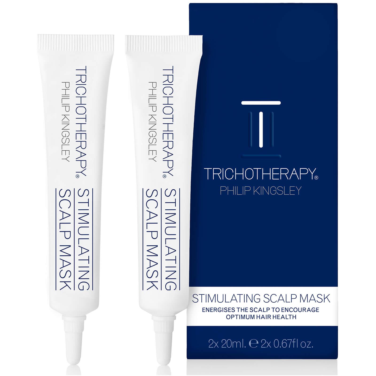 Philip Kingsley Trichotherapy Stimulating Scalp Mask 2 x 20ml
