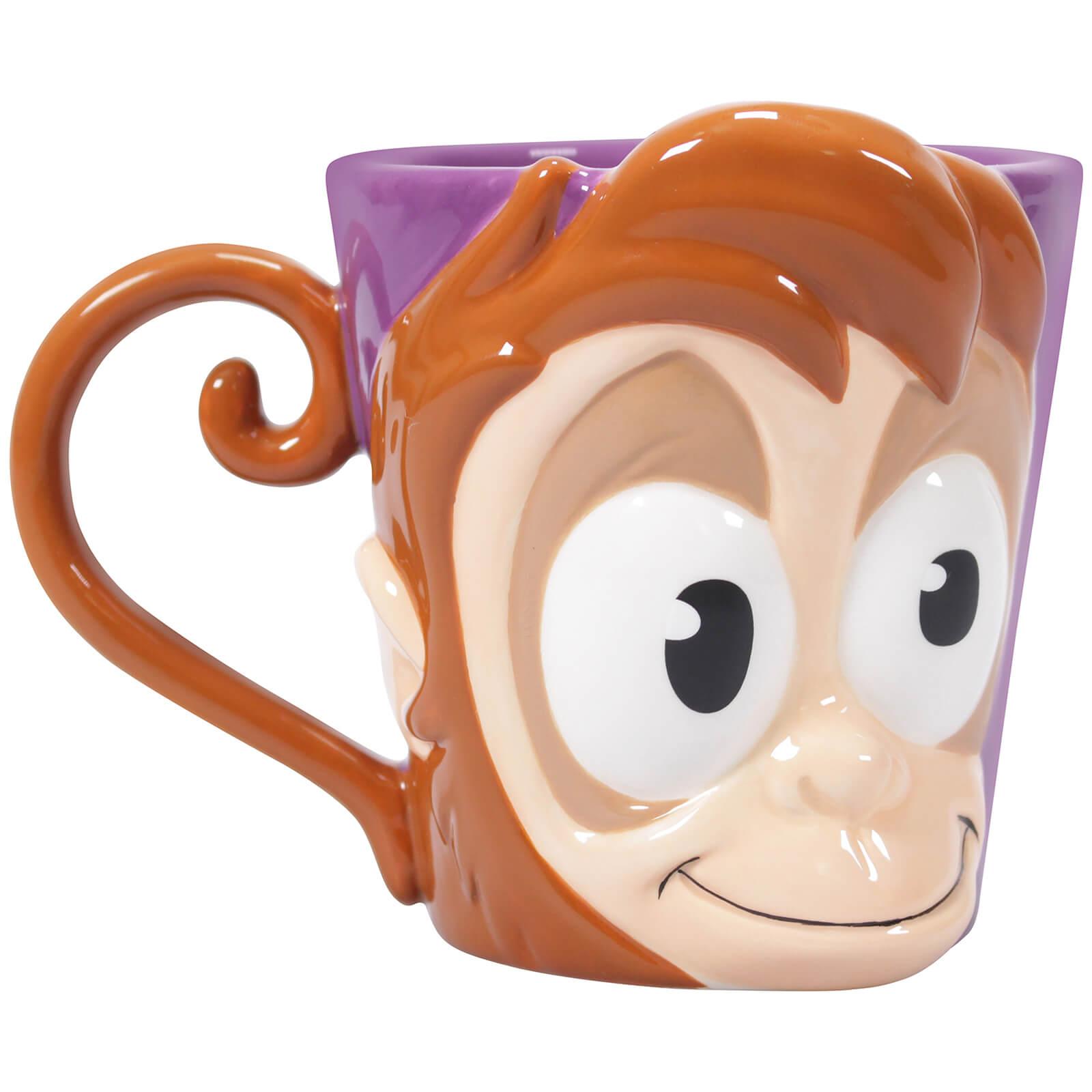 Image of Disney Aladdin Abu Shaped Mug