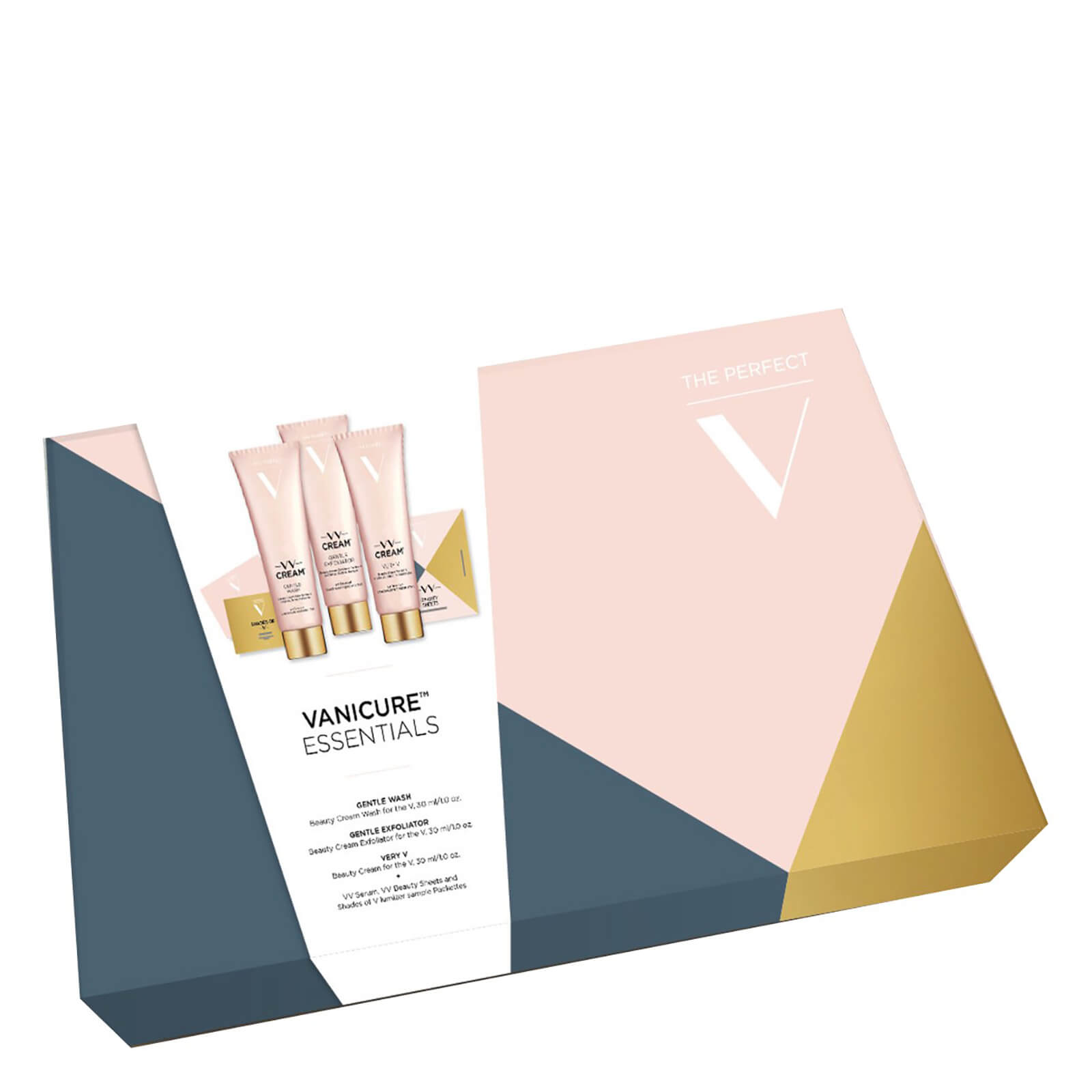 Watch a story about THE PERFECT V - TPV VANICURE ESSENTIALS KIT